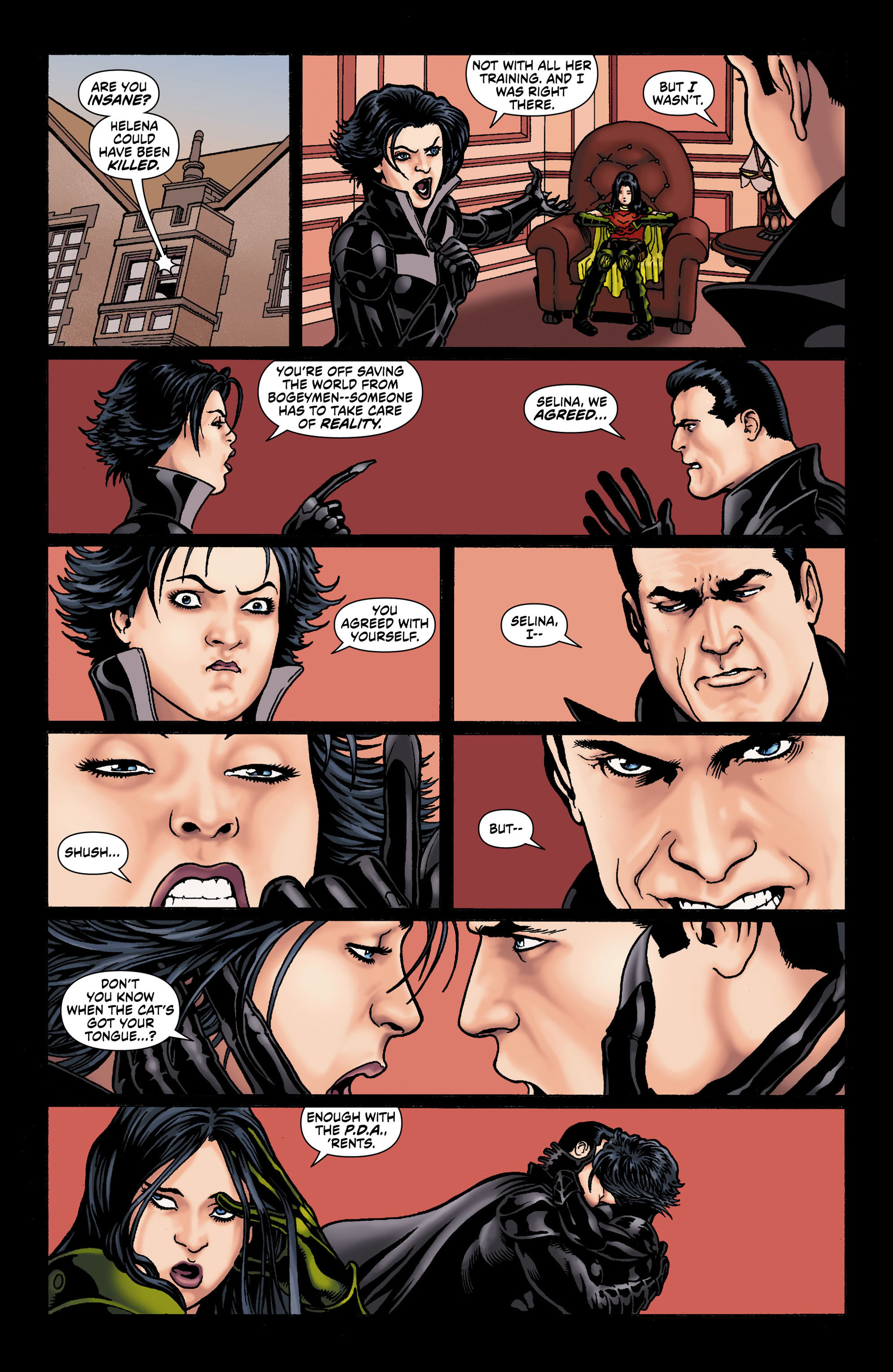 Read online Worlds' Finest comic -  Issue #0 - 9
