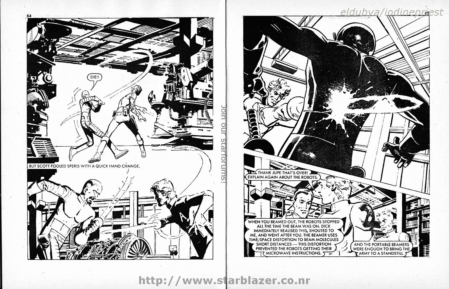 Starblazer issue 135 - Page 34