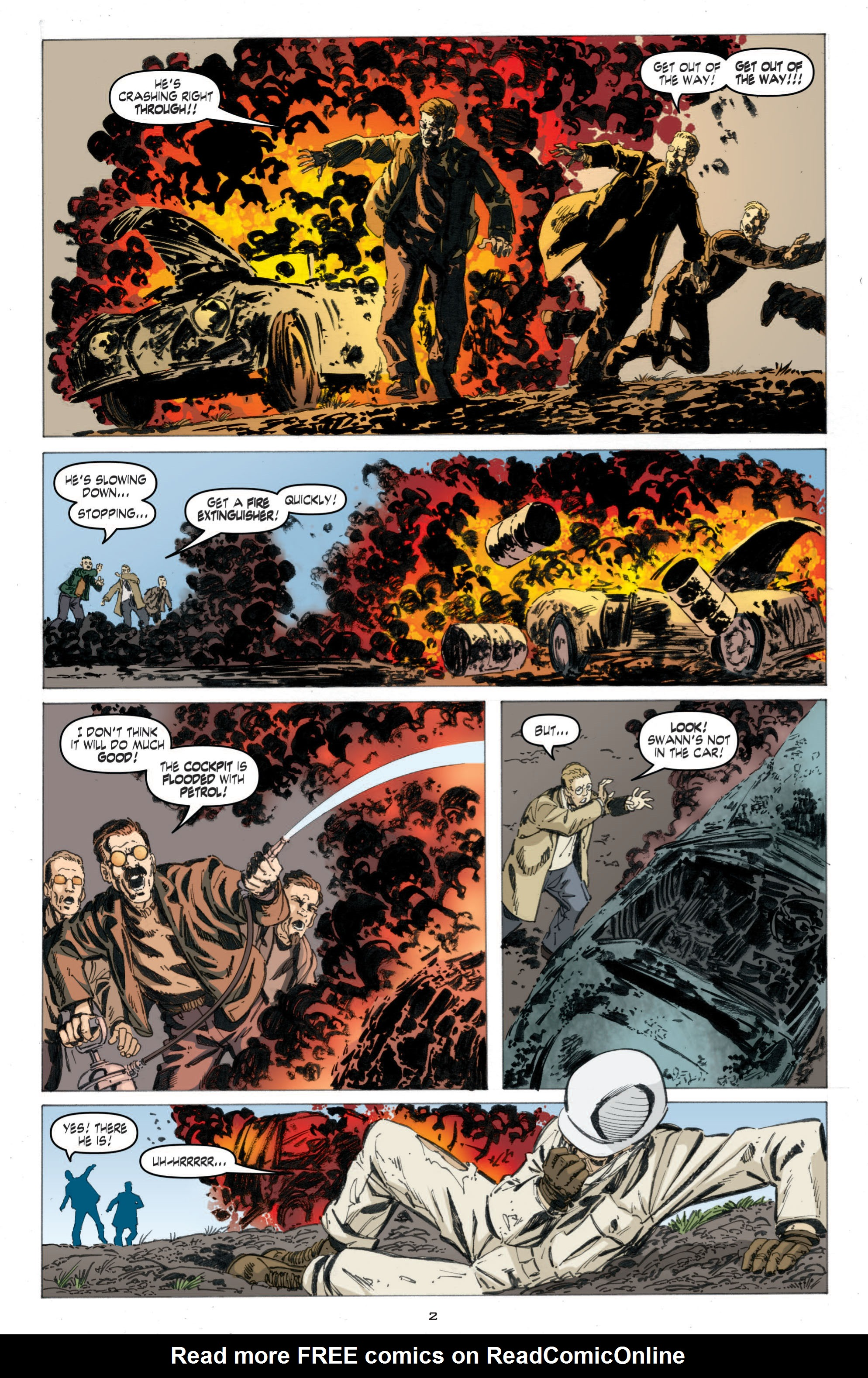 Read online Cold War comic -  Issue # TPB - 60