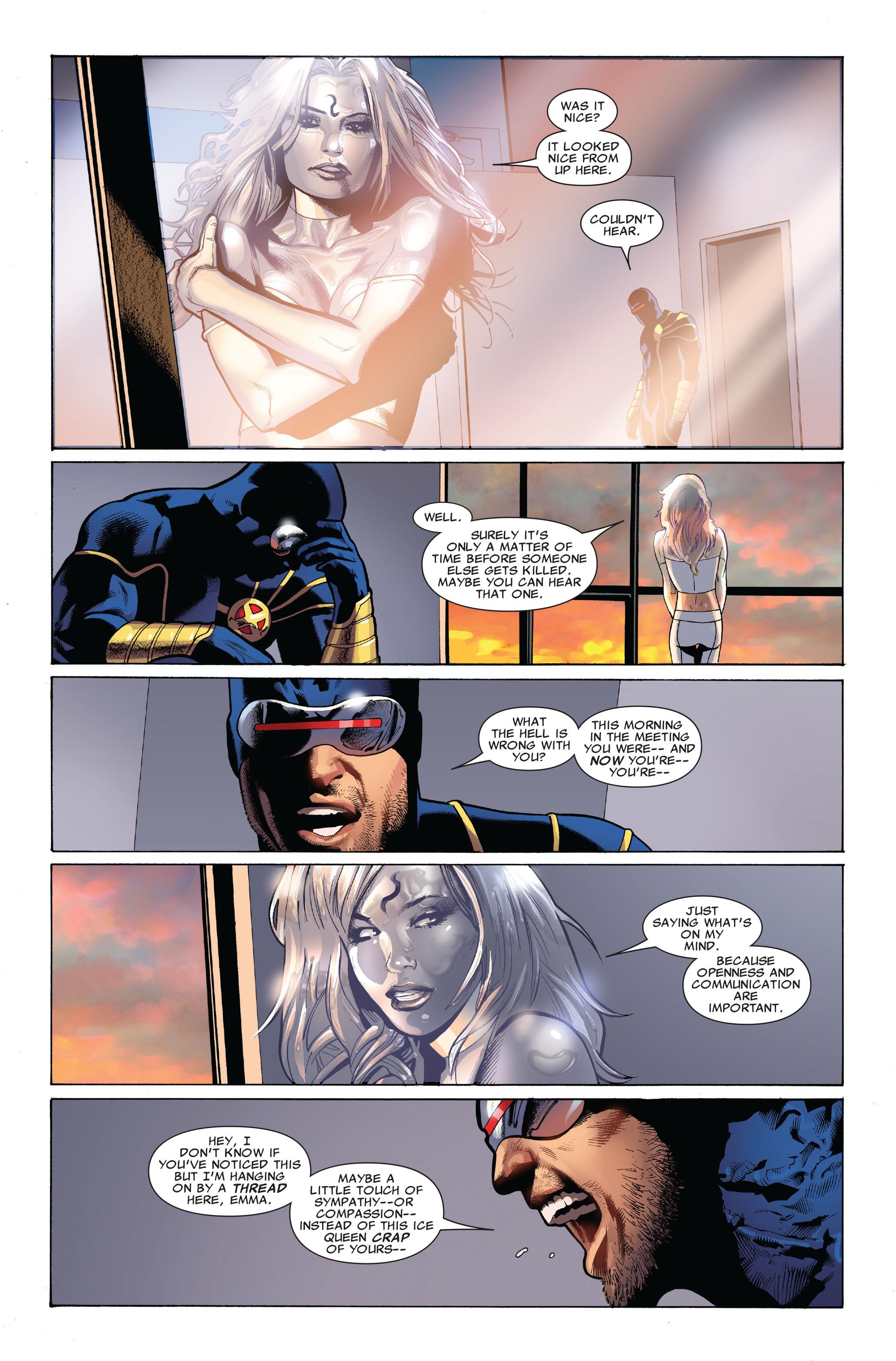 Read online Uncanny X-Men (1963) comic -  Issue #515 - 22