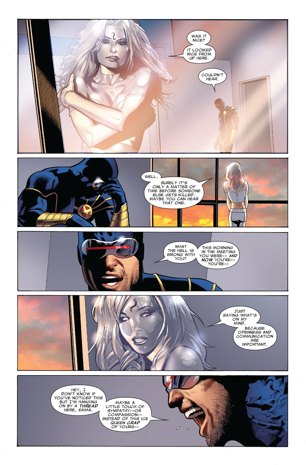 Uncanny X-Men (1963) issue 515 - Page 22