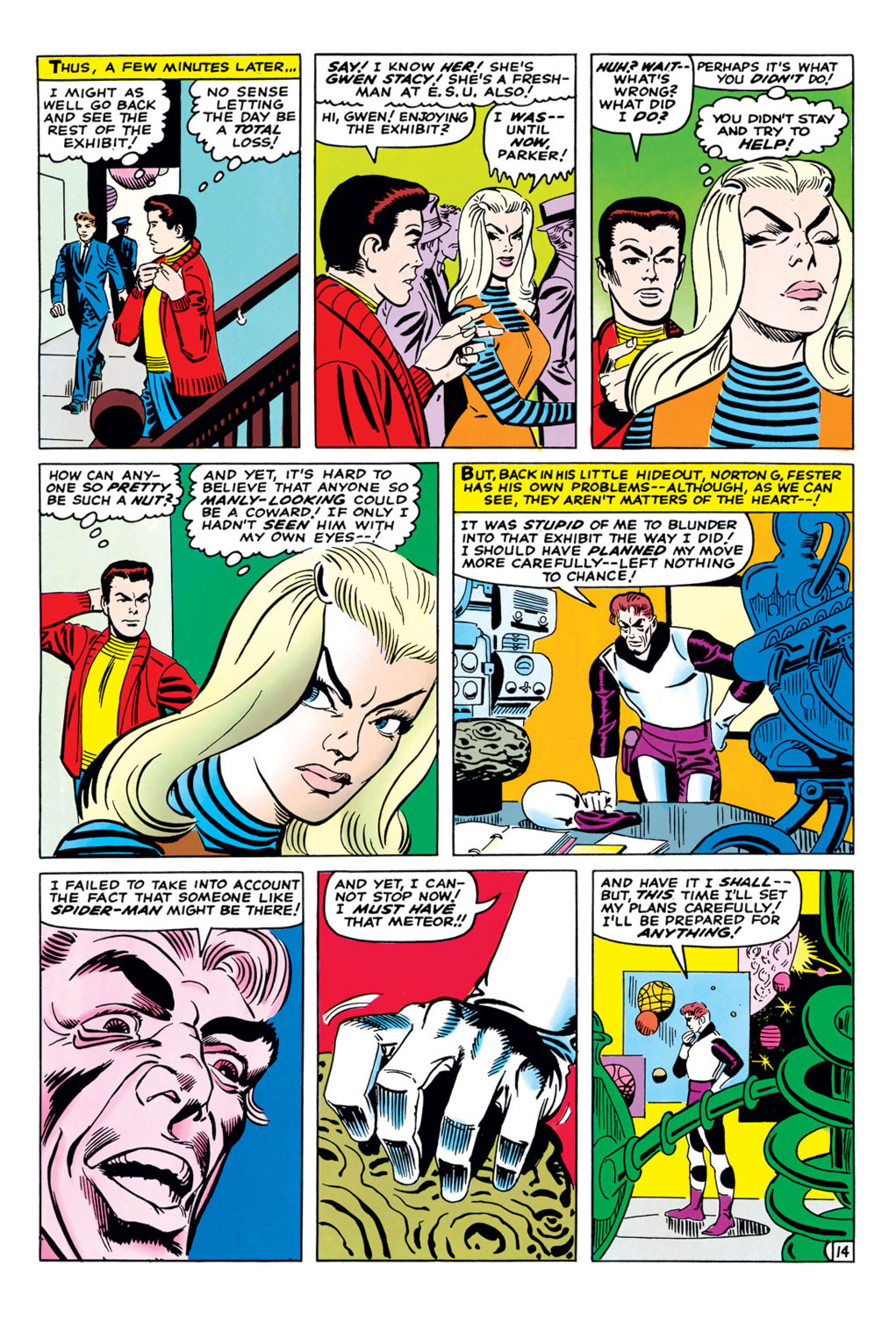 The Amazing Spider-Man (1963) 36 Page 14