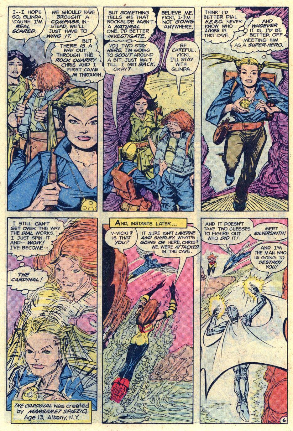 Read online Adventure Comics (1938) comic -  Issue #482 - 19
