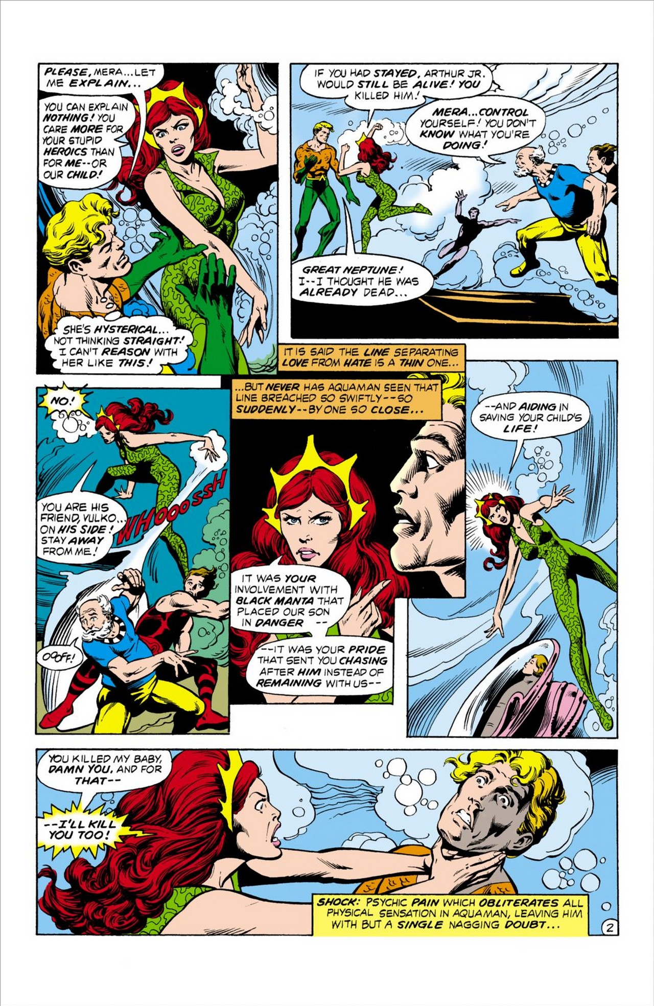 Read online Aquaman (1962) comic -  Issue #62 - 3