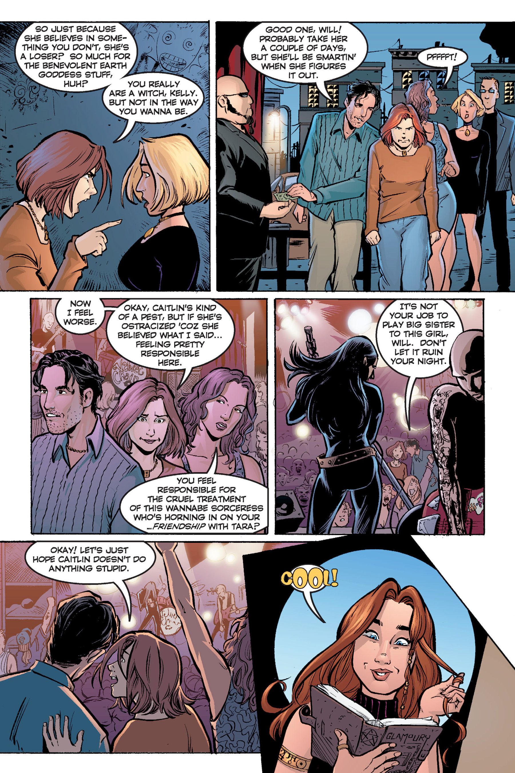 Read online Buffy the Vampire Slayer: Omnibus comic -  Issue # TPB 6 - 276