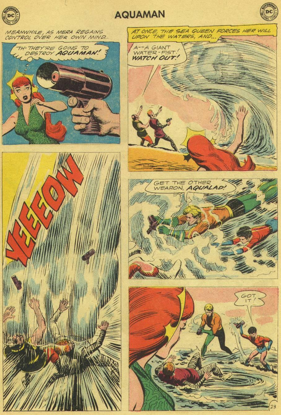 Read online Aquaman (1962) comic -  Issue #13 - 30