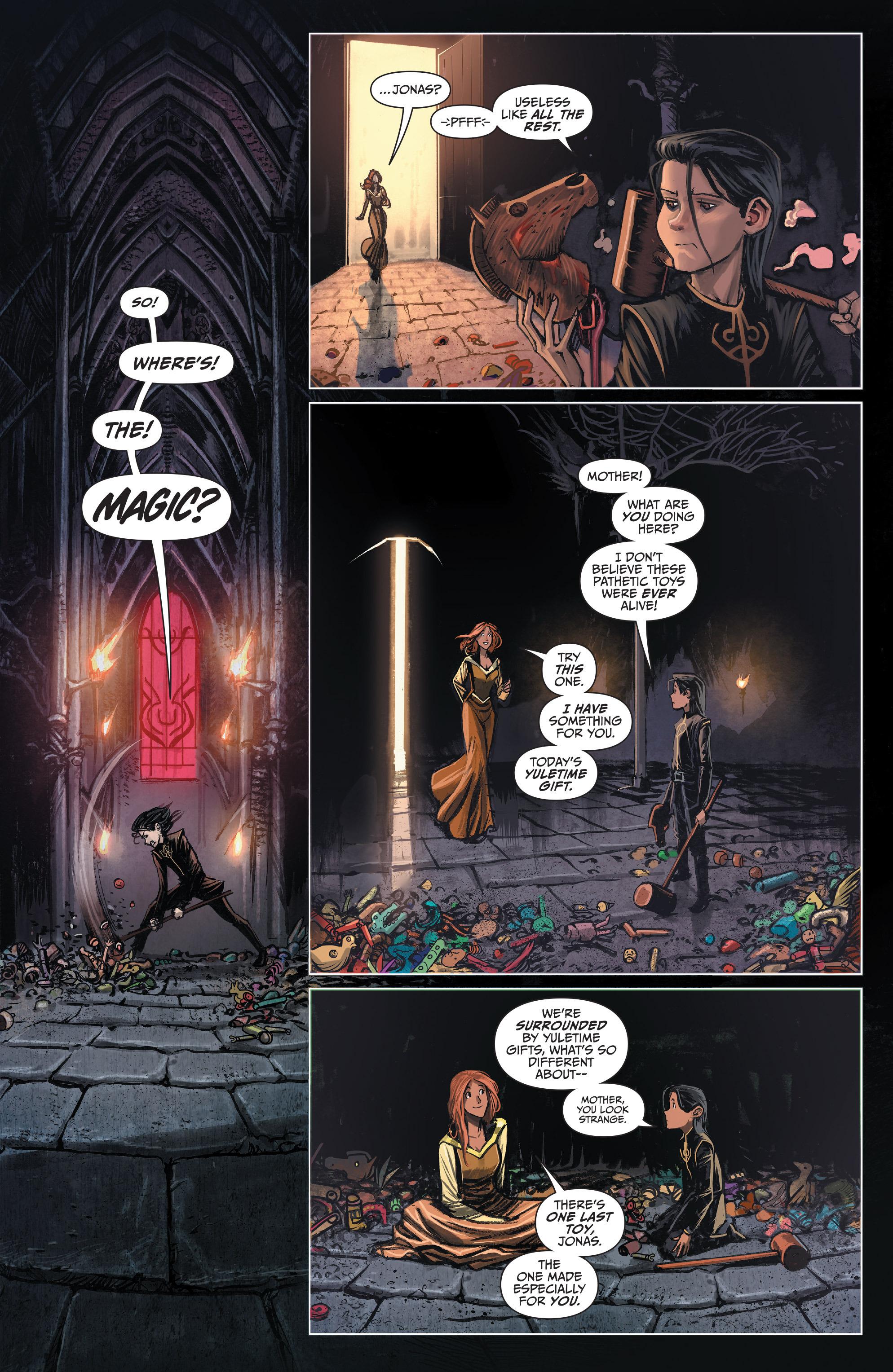 Read online Klaus comic -  Issue #4 - 18