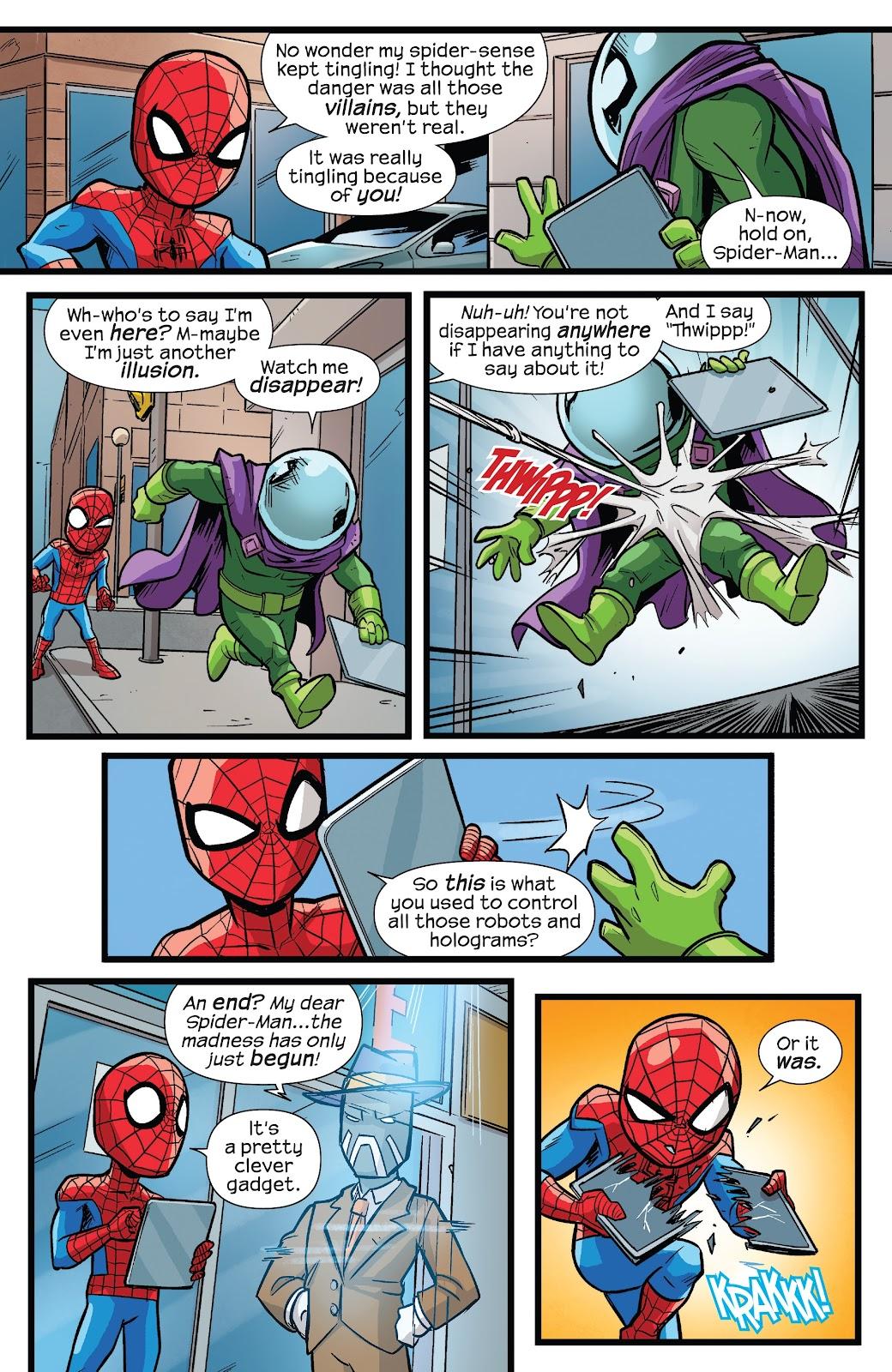 Read online Marvel Super Hero Adventures: Spider-Man – Web Designers comic -  Issue # Full - 20