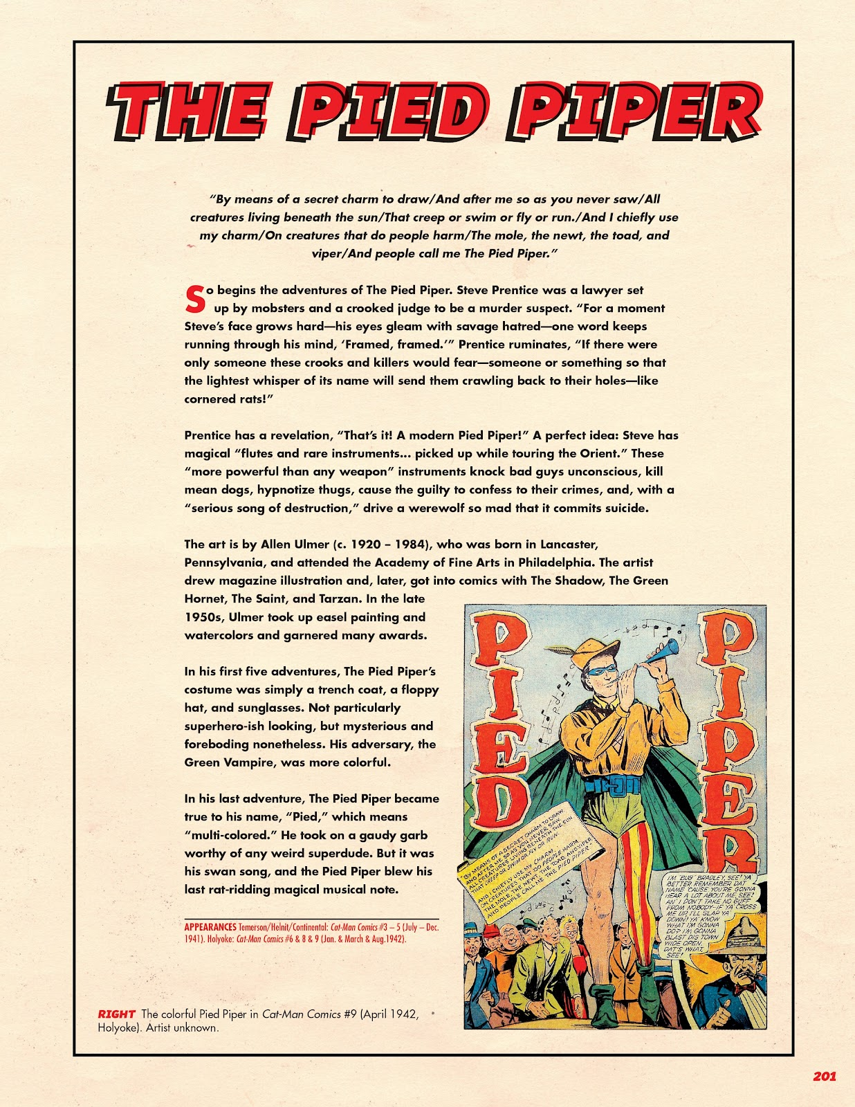 Read online Super Weird Heroes comic -  Issue # TPB 2 (Part 3) - 1