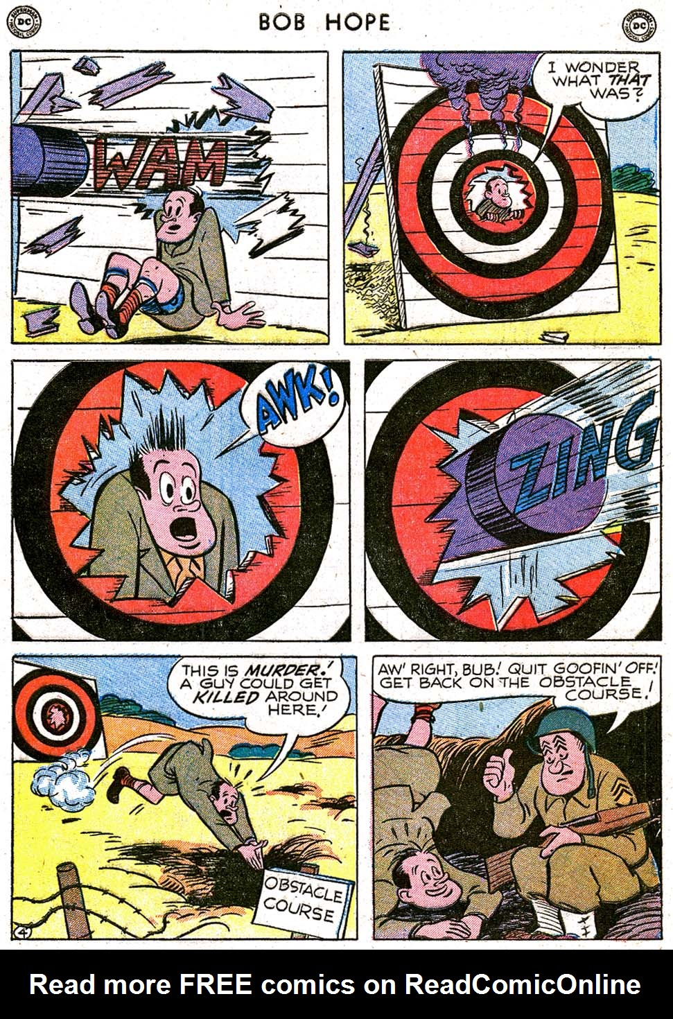 The Adventures of Bob Hope issue 8 - Page 41