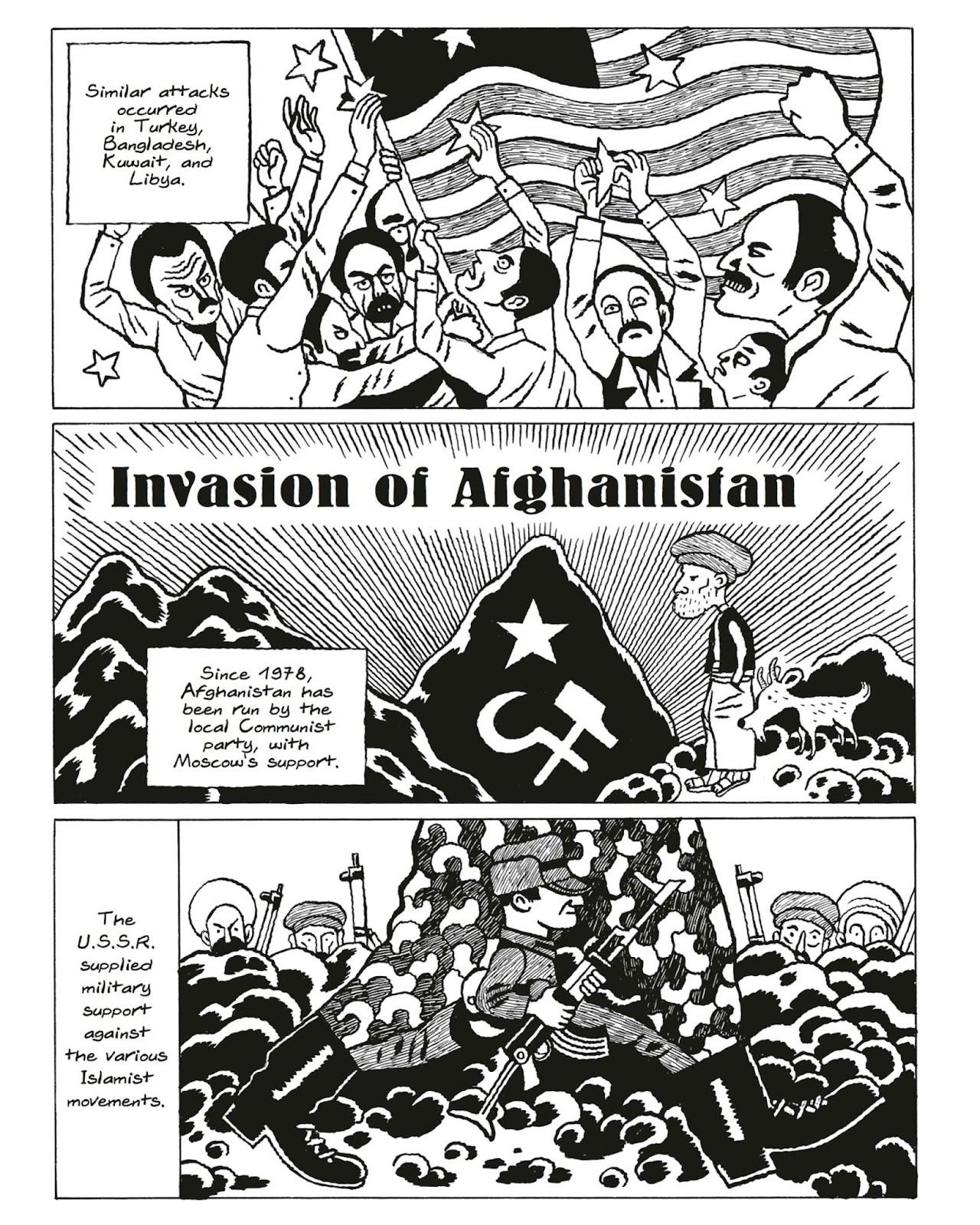 Best of Enemies: A History of US and Middle East Relations issue TPB_2 - Page 72