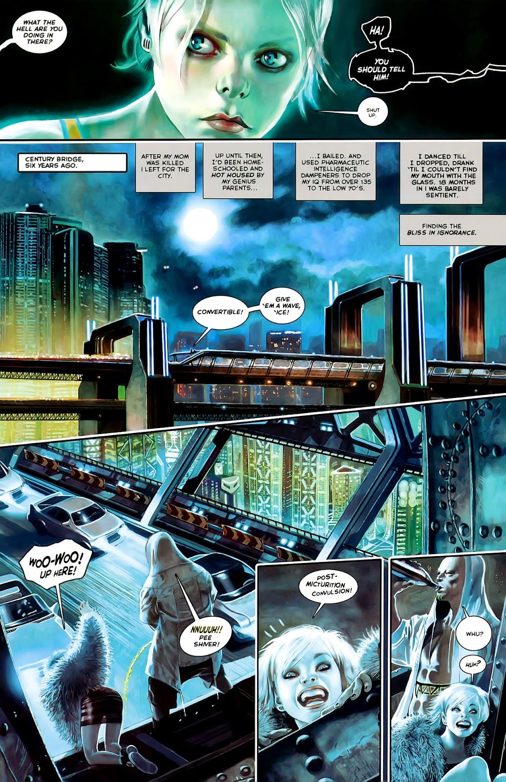 Read online After Dark comic -  Issue #0 - 24
