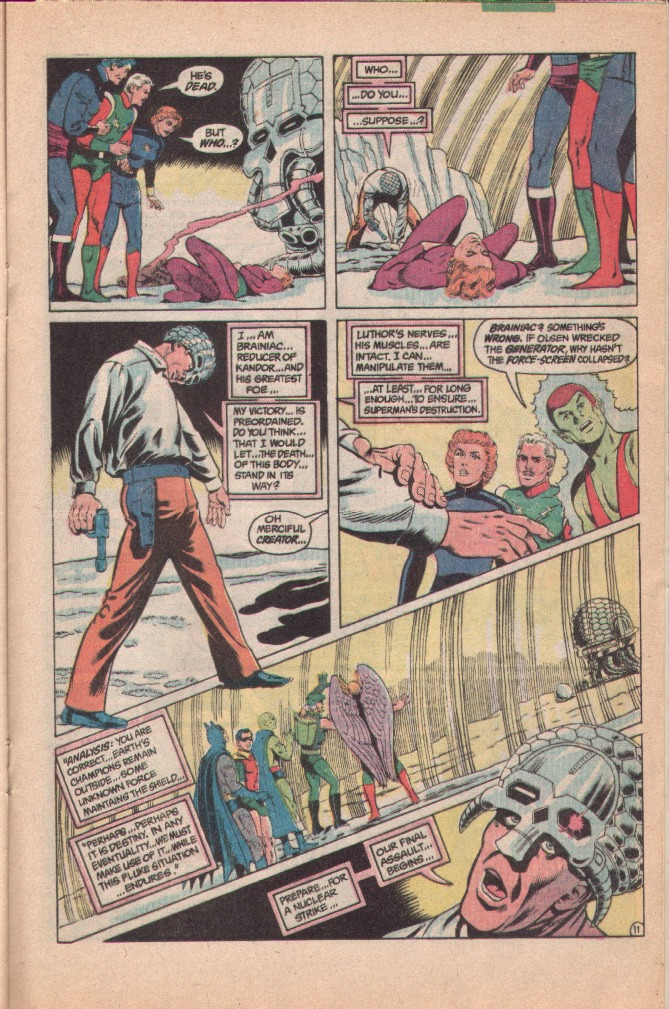 Read online Action Comics (1938) comic -  Issue #583 - 12