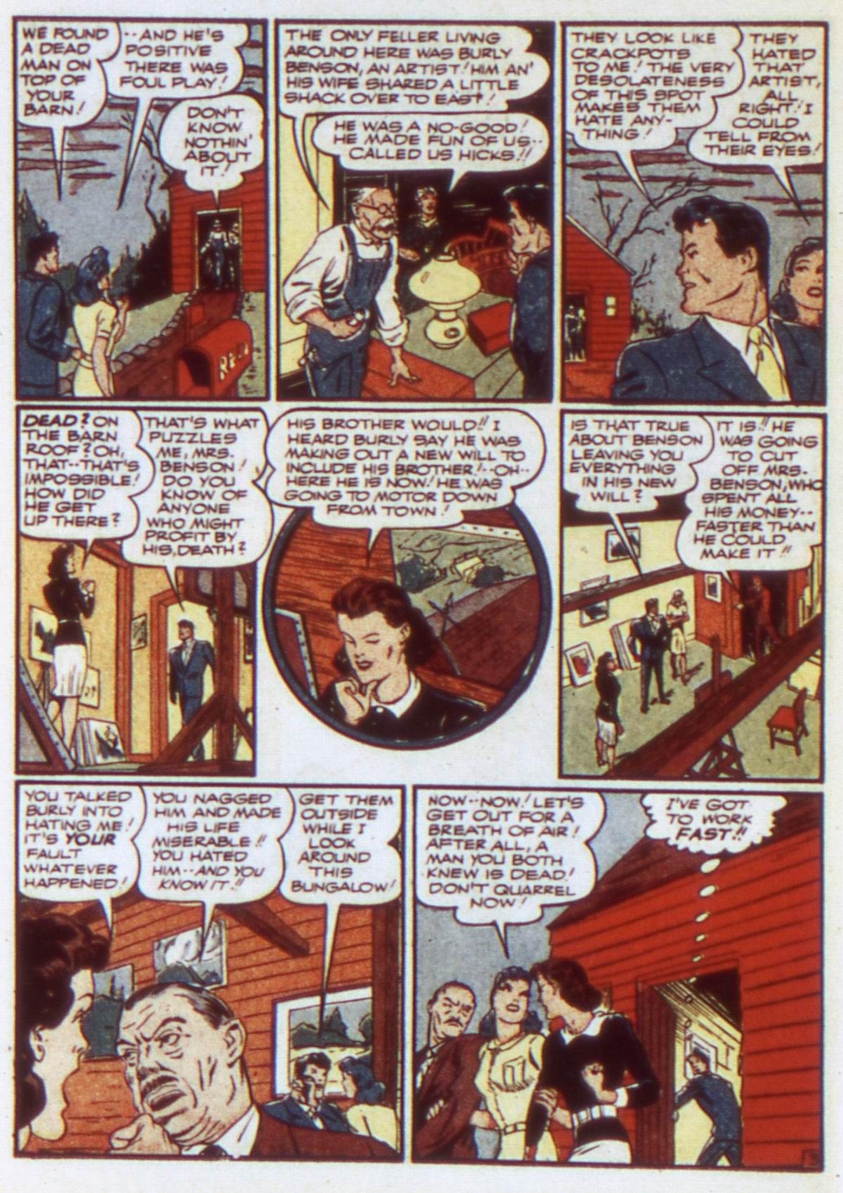 Detective Comics (1937) 61 Page 25
