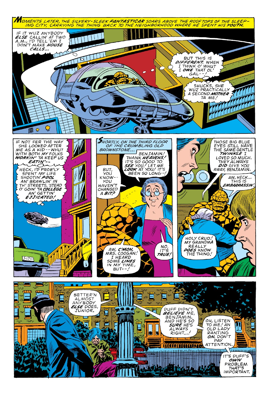 Read online Marvel Two-In-One Epic Collection: Cry Monster comic -  Issue # TPB (Part 2) - 49