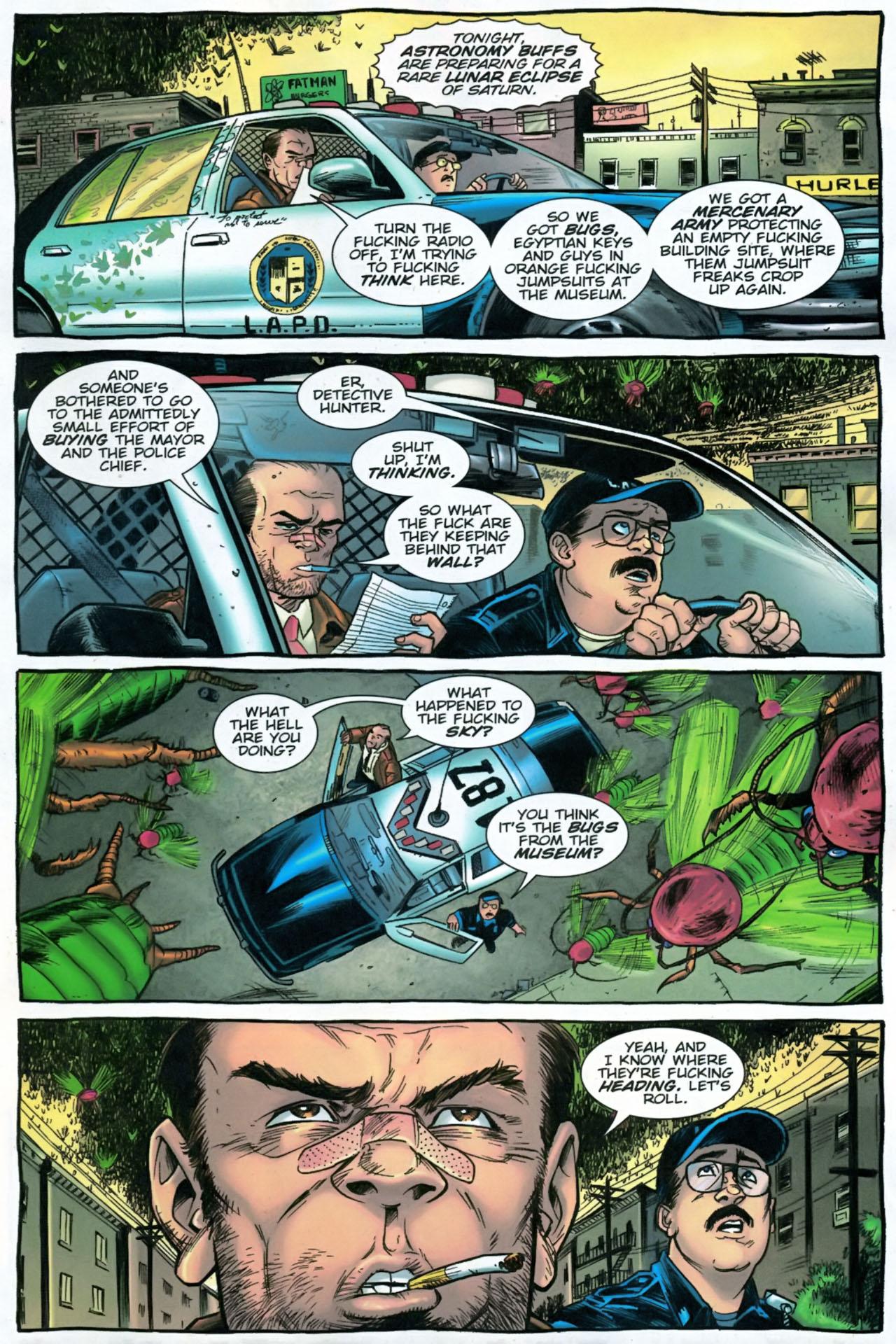 Read online The Exterminators comic -  Issue #28 - 15