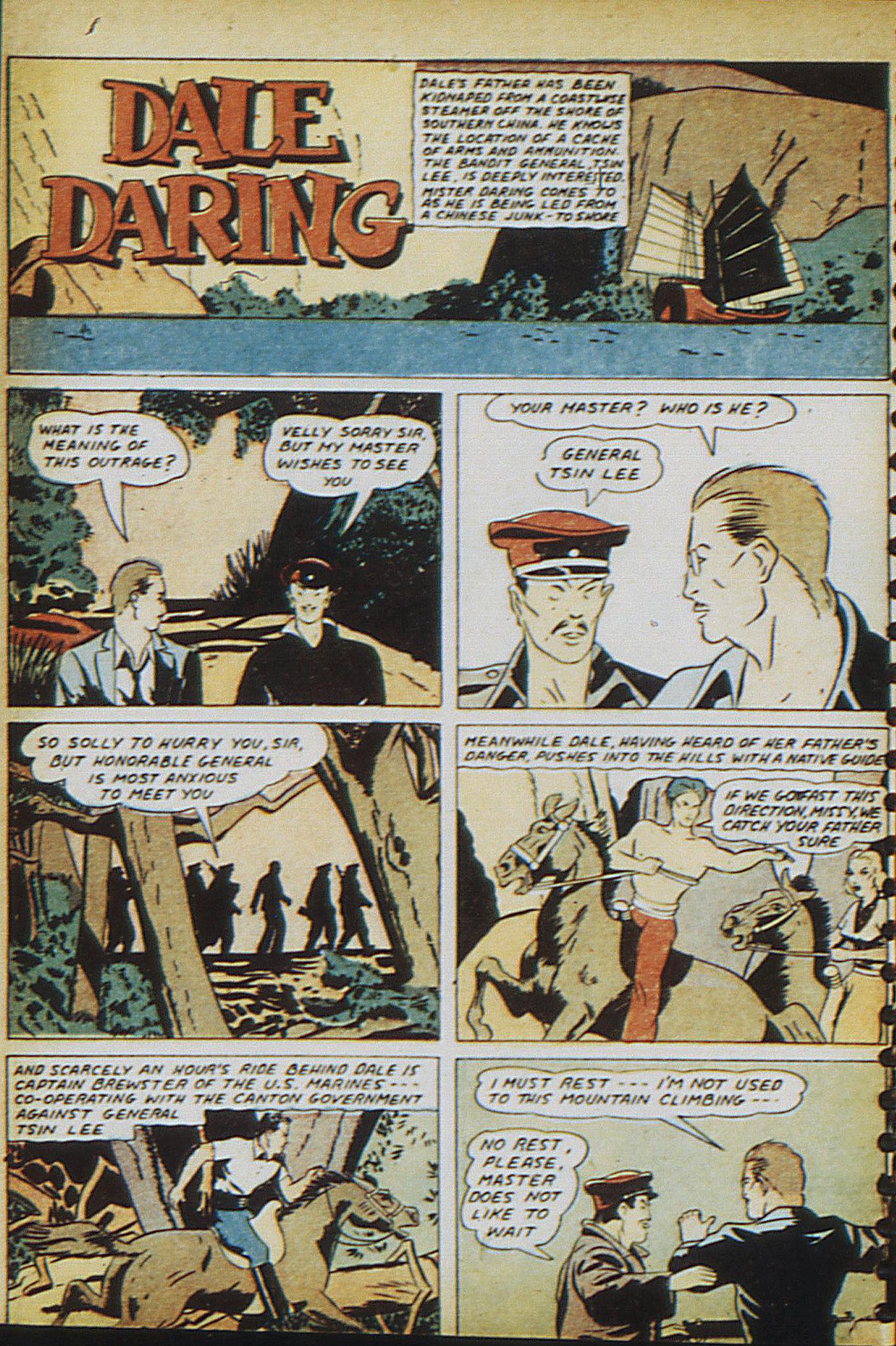 Read online Adventure Comics (1938) comic -  Issue #13 - 10