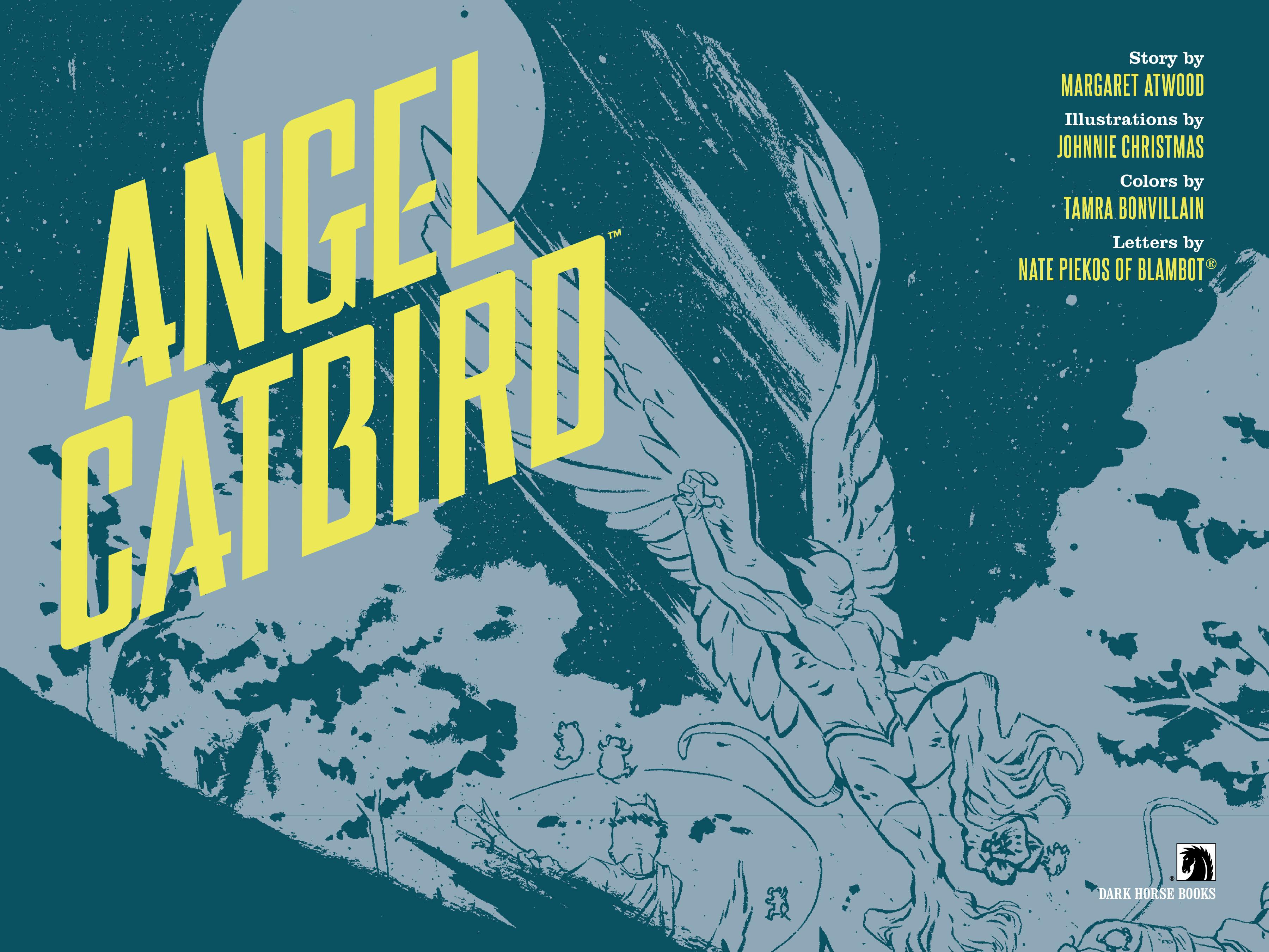 Read online Angel Catbird comic -  Issue # TPB 2 - 4