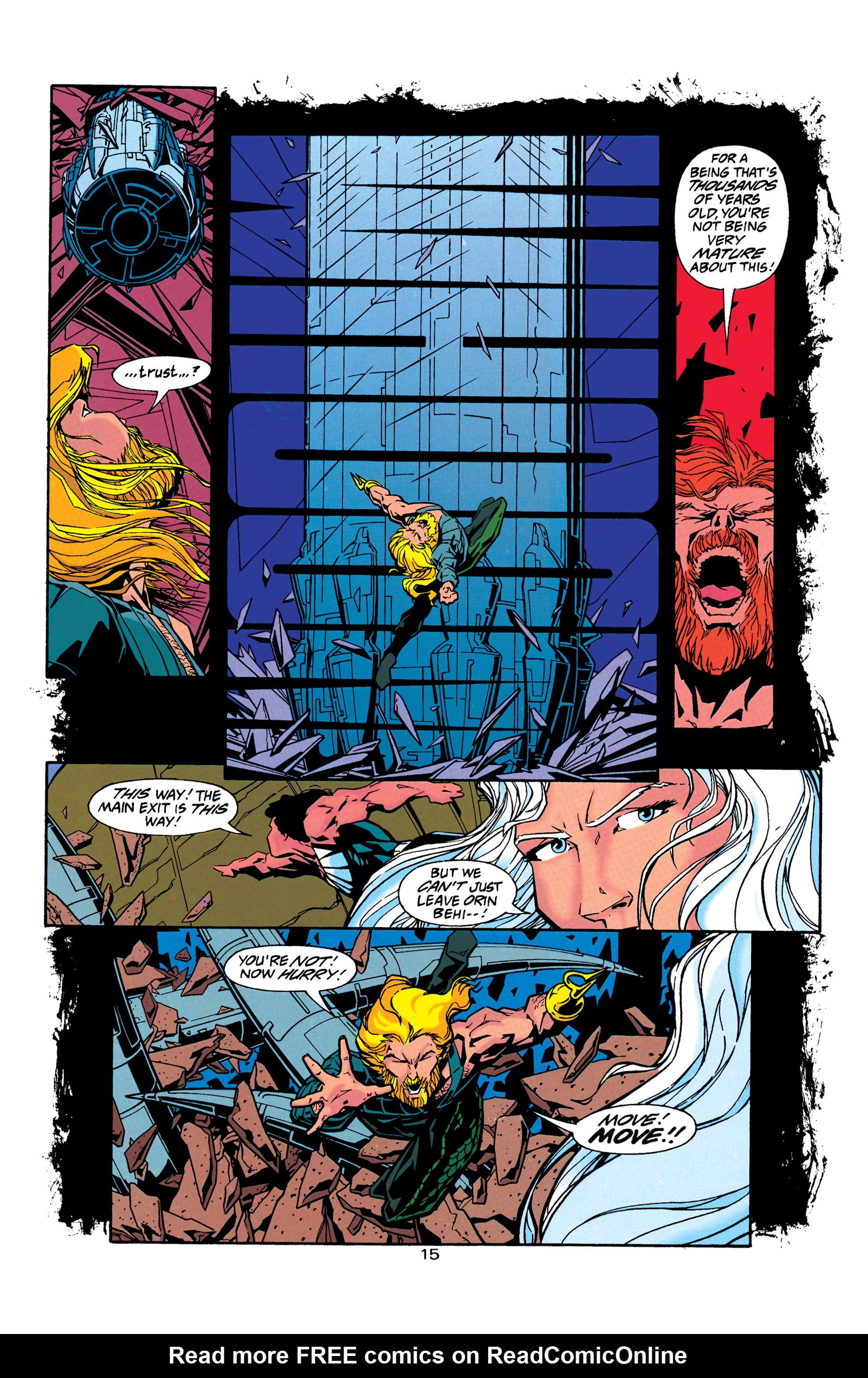 Read online Aquaman (1994) comic -  Issue #26 - 16