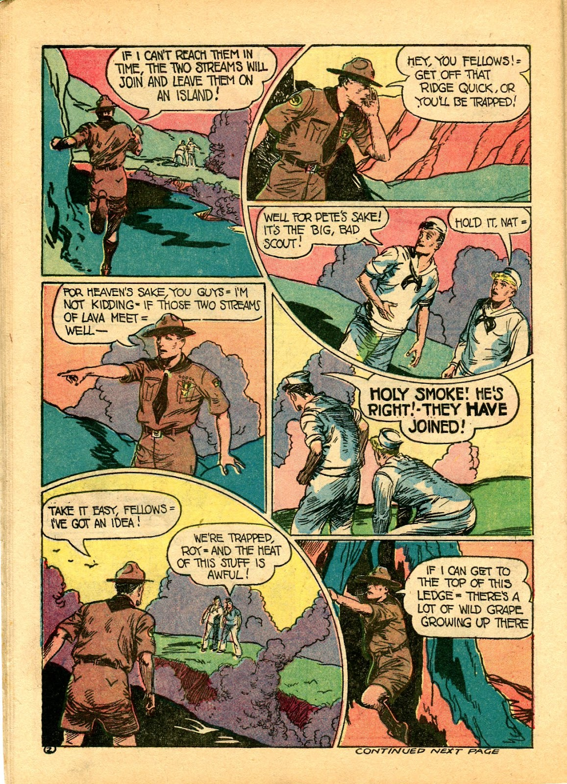 Read online Famous Funnies comic -  Issue #102 - 52