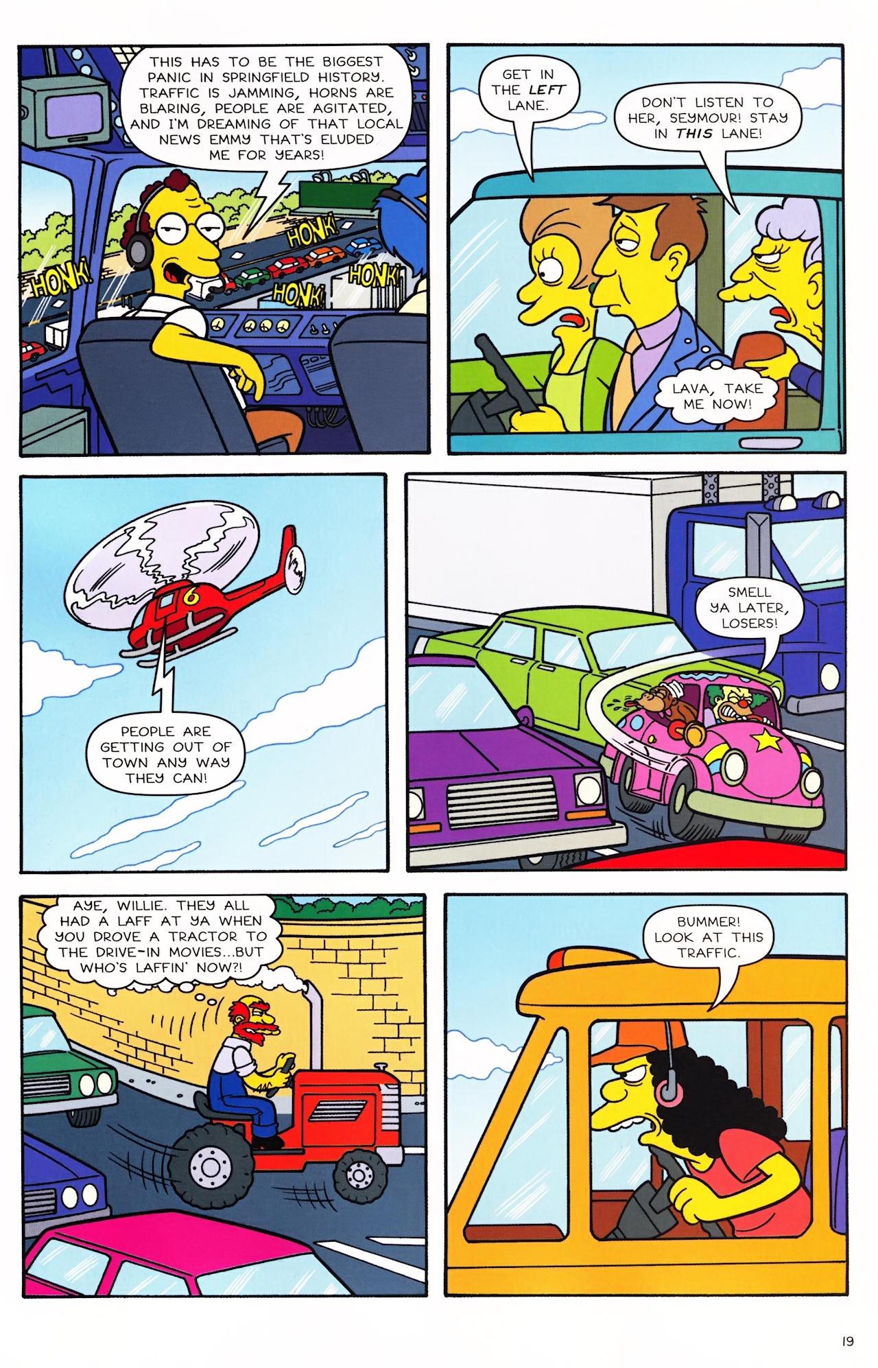 Read online Simpsons Comics comic -  Issue #152 - 16