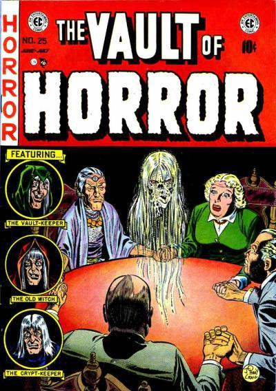 The Vault of Horror (1950) 25 Page 1