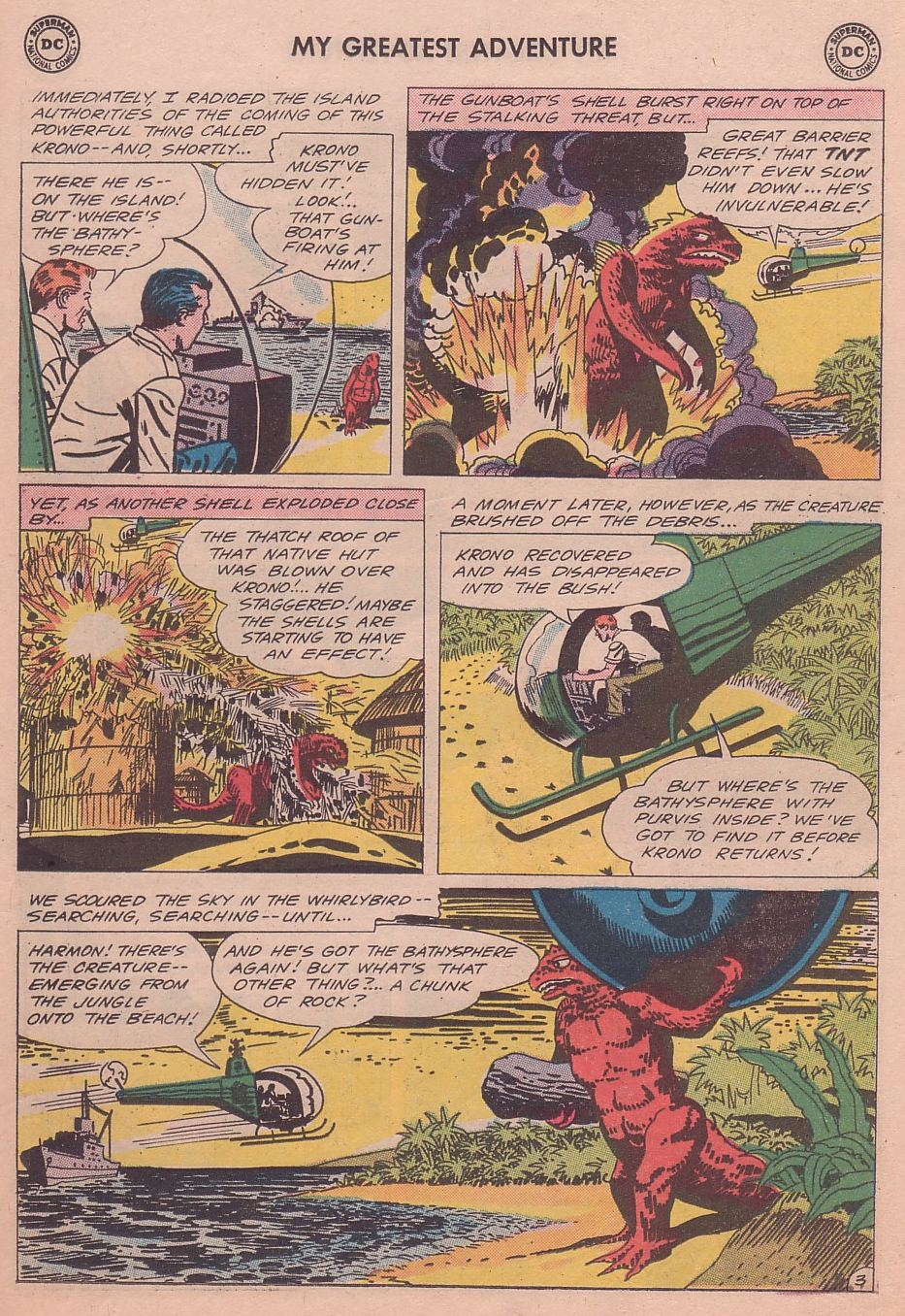 My Greatest Adventure (1955) issue 65 - Page 27