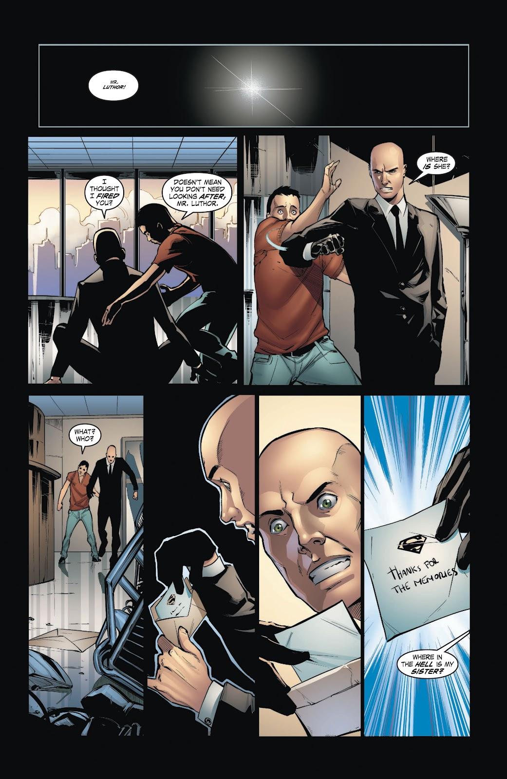 Read online Smallville Season 11 [II] comic -  Issue # TPB 3 - 128