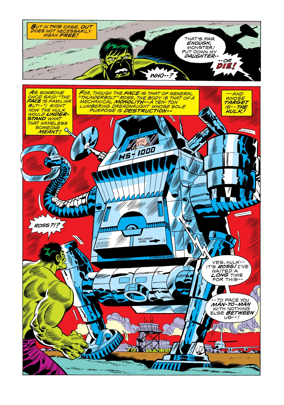 Read online Marvel Masterworks: The Incredible Hulk comic -  Issue # TPB 11 (Part 1) - 39