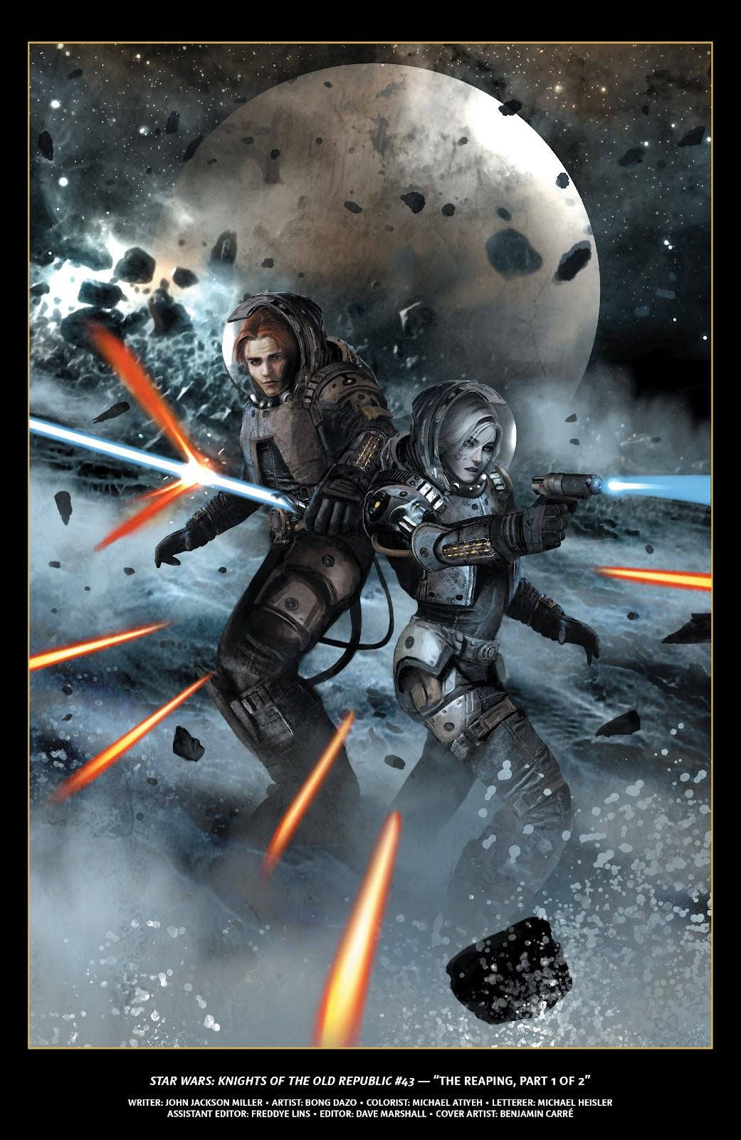Read online Star Wars Legends: The Old Republic - Epic Collection comic -  Issue # TPB 3 (Part 2) - 22