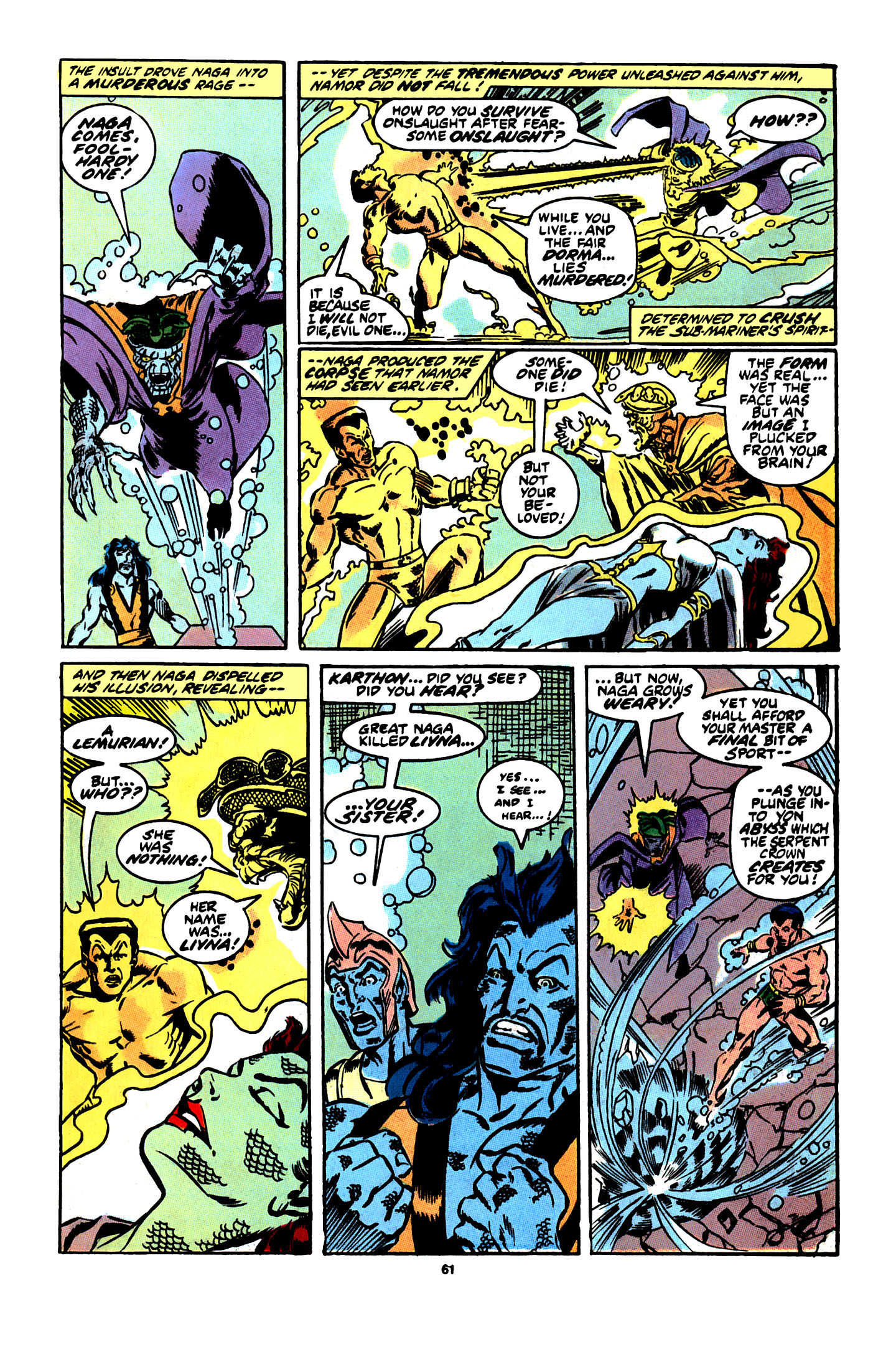 Read online X-Factor (1986) comic -  Issue # _ Annual 4 - 54