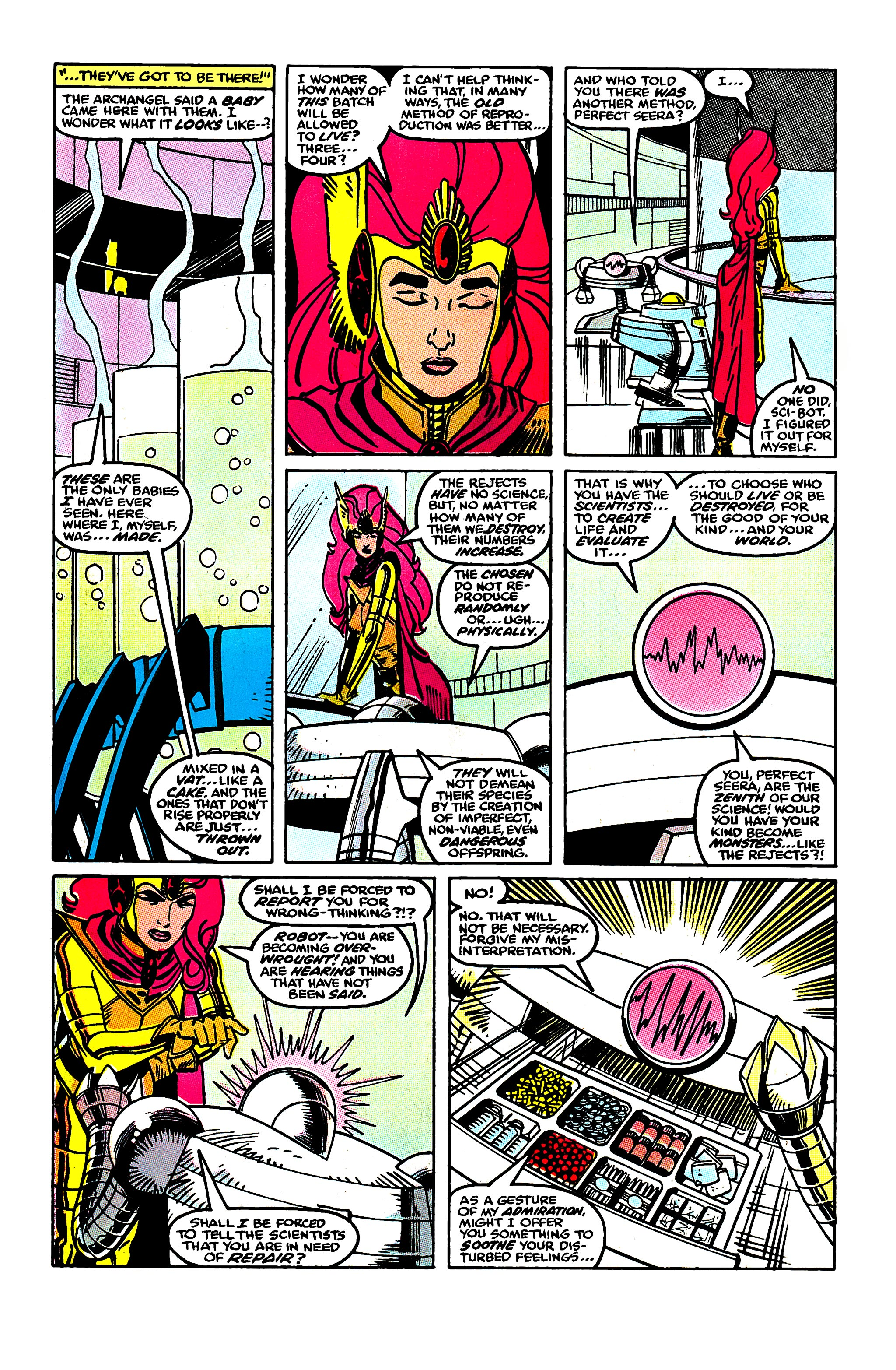 Read online X-Factor (1986) comic -  Issue #44 - 17