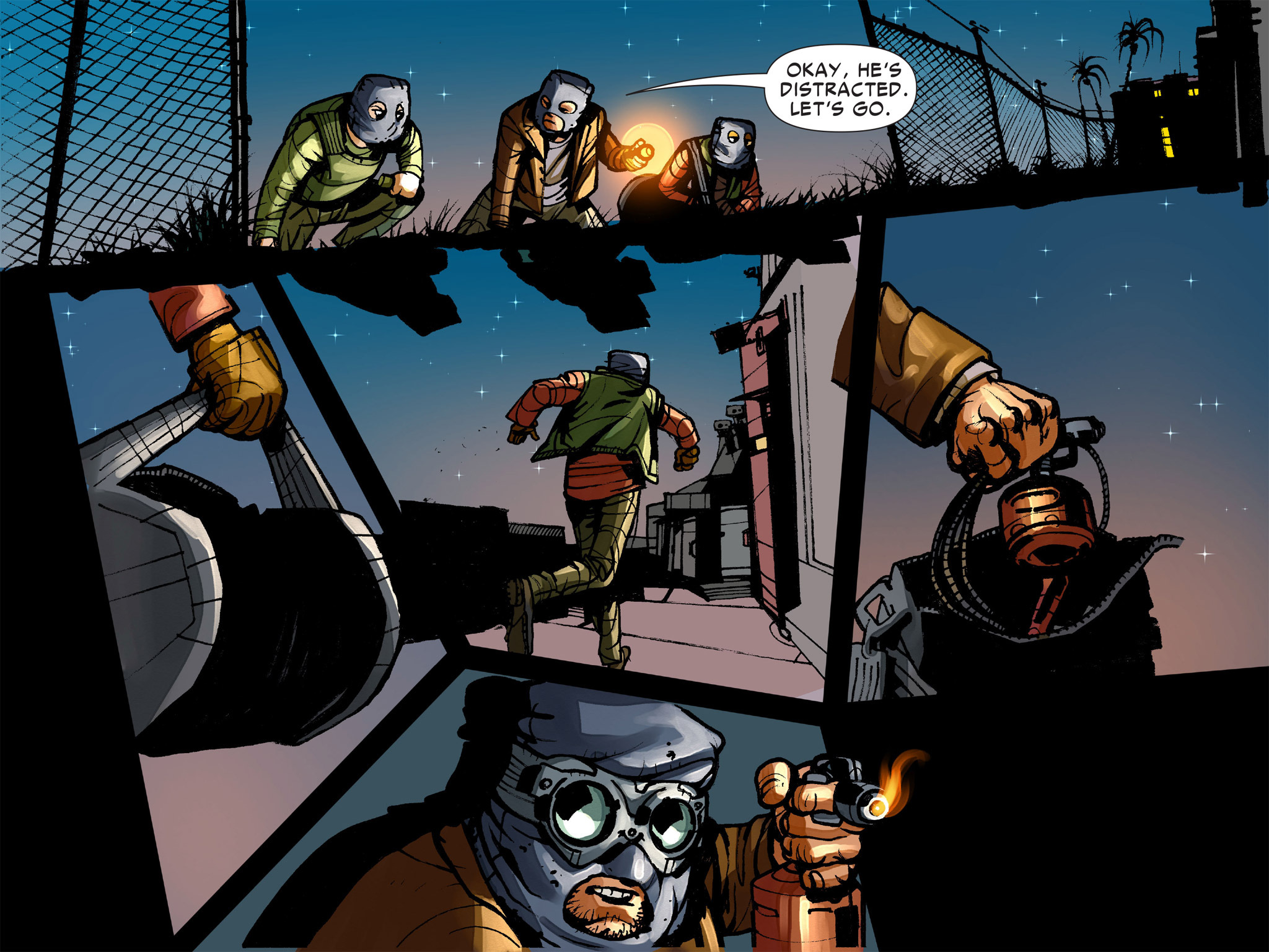 Read online Amazing Spider-Man: Who Am I? comic -  Issue # Full (Part 1) - 149