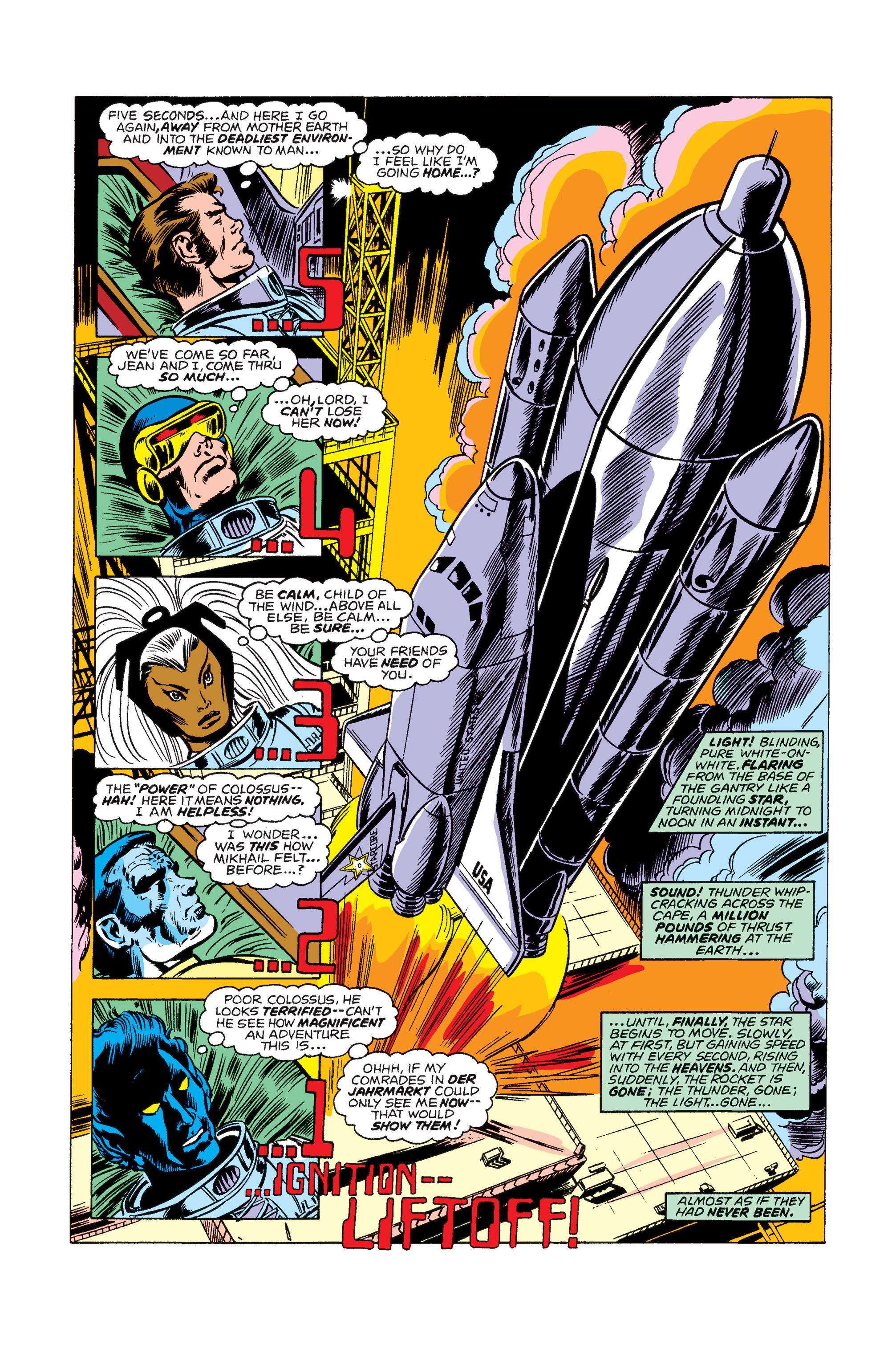 Uncanny X-Men (1963) 99 Page 5