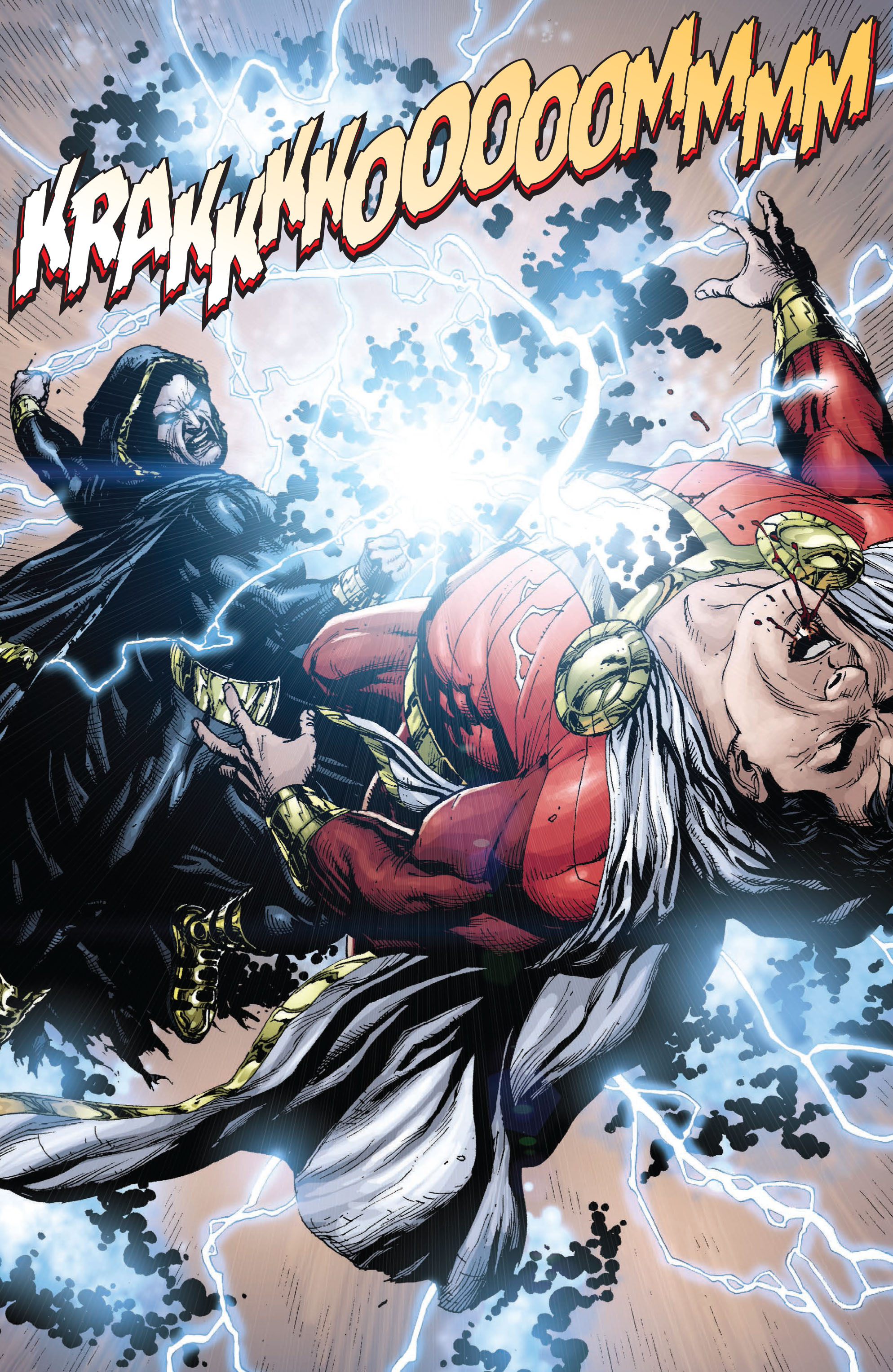 Read online Shazam! (2013) comic -  Issue #1 - 117