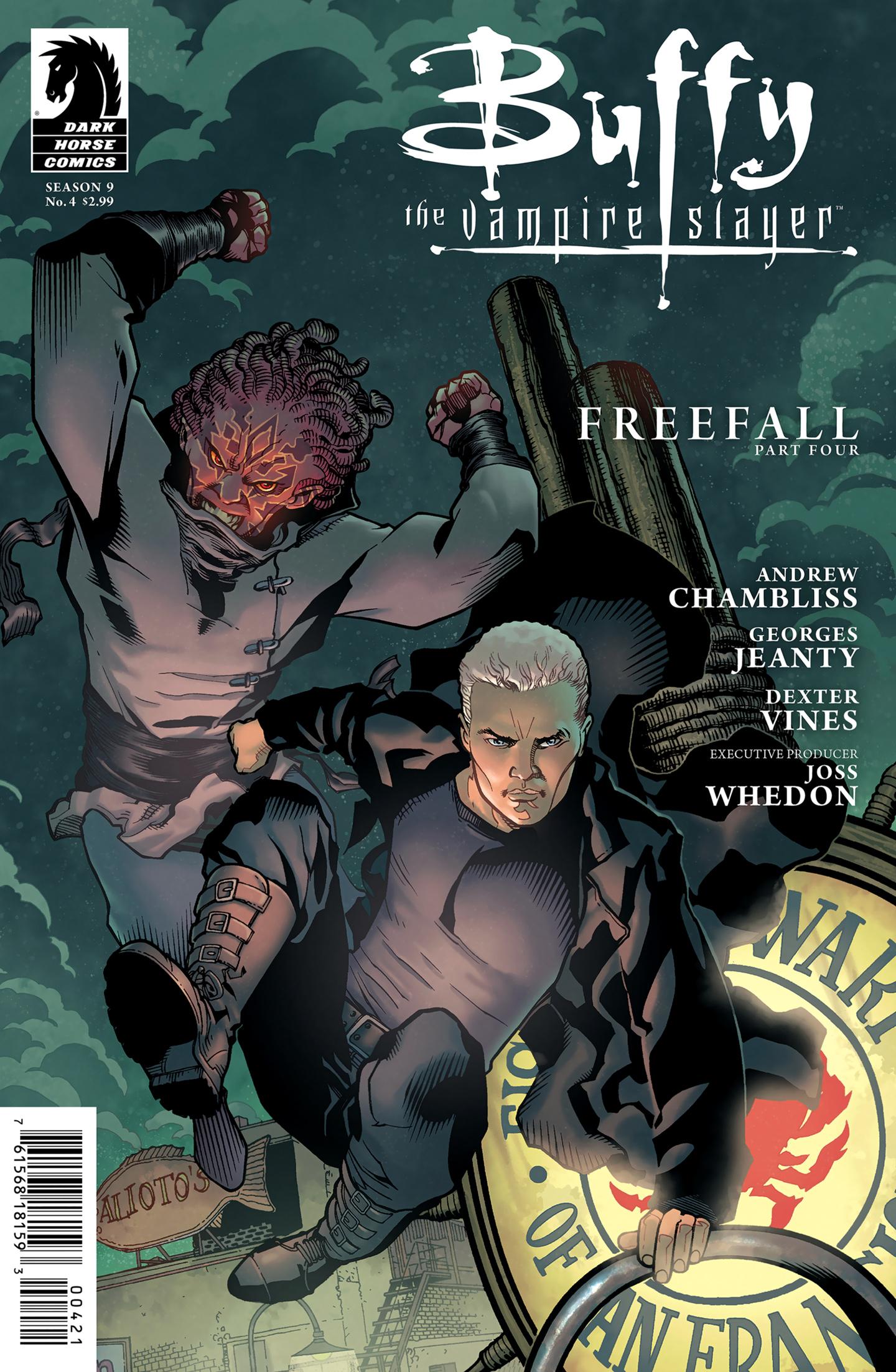 Buffy the Vampire Slayer Season Nine 4 Page 2