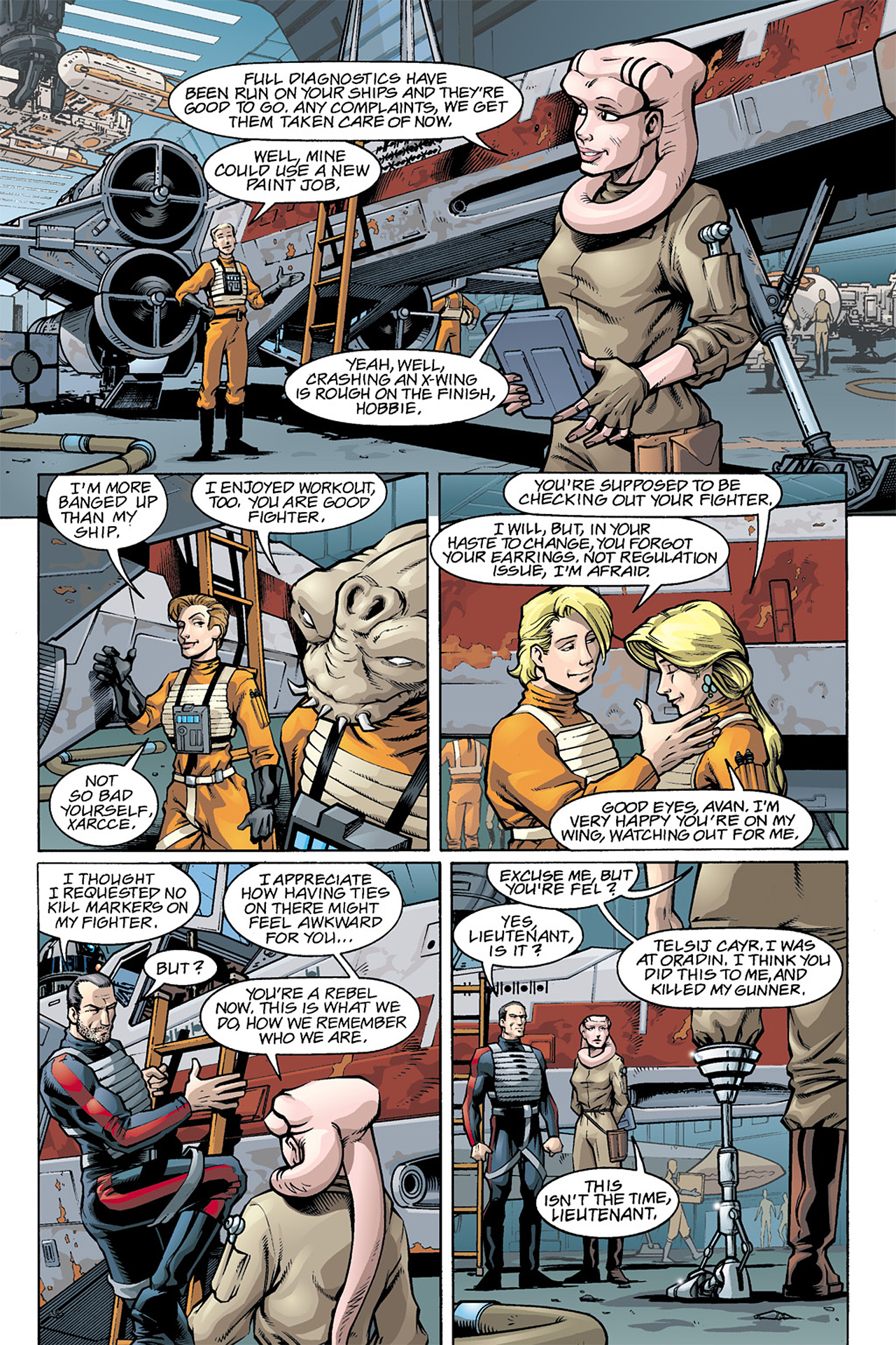 Read online Star Wars Omnibus comic -  Issue # Vol. 3 - 297