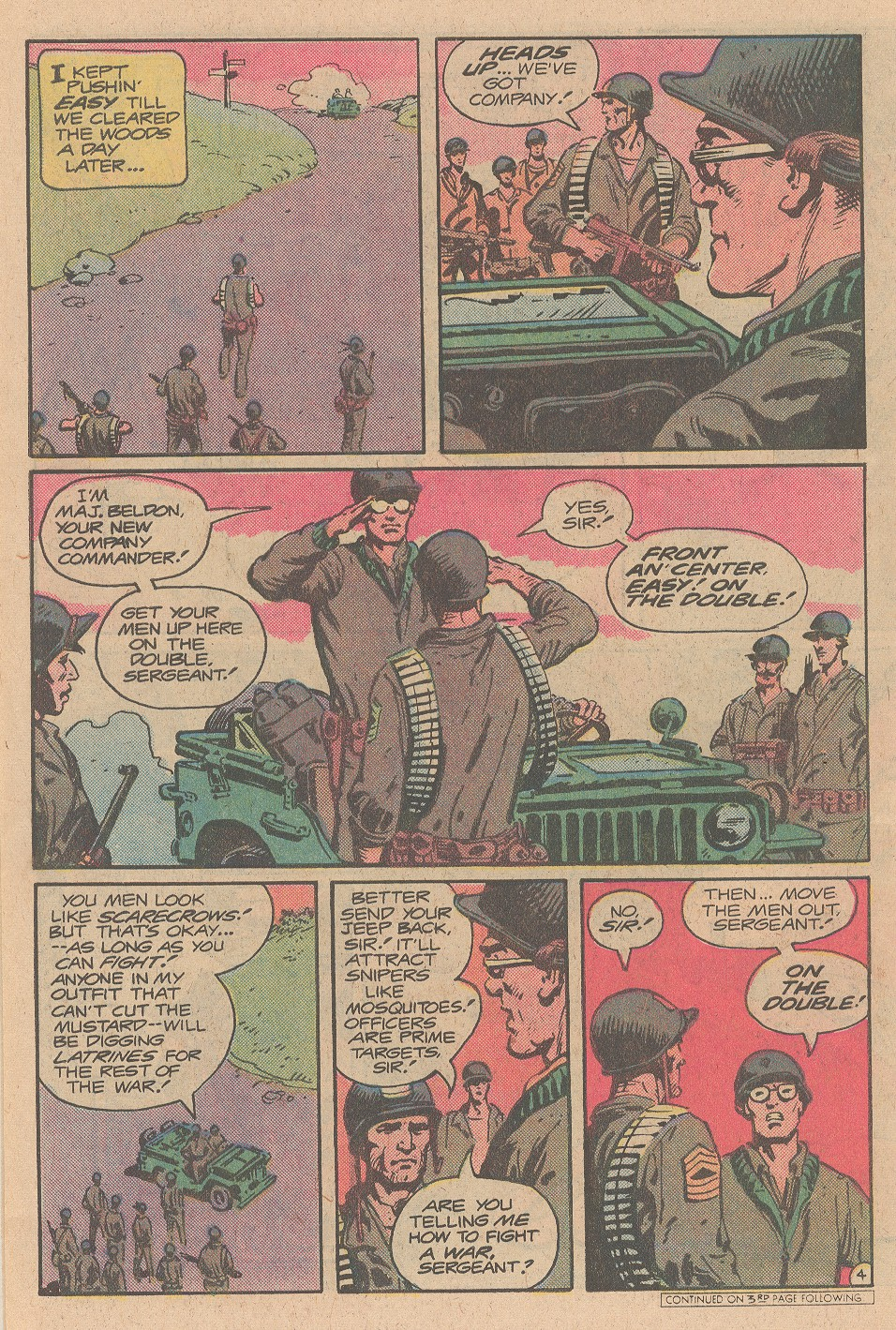 Read online Sgt. Rock comic -  Issue #353 - 5