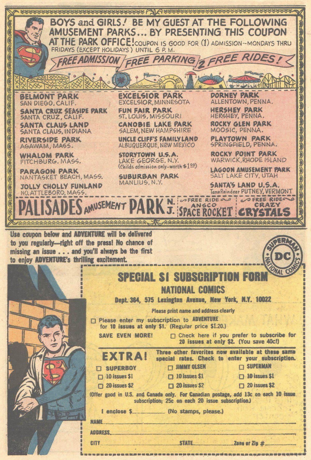 Read online Adventure Comics (1938) comic -  Issue #325 - 22