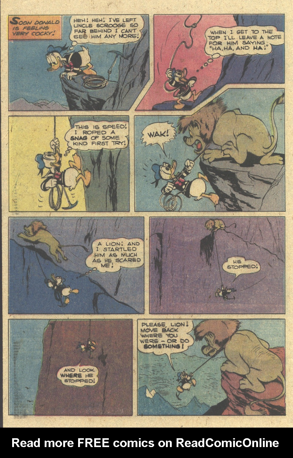 Read online Uncle Scrooge (1953) comic -  Issue #175 - 28
