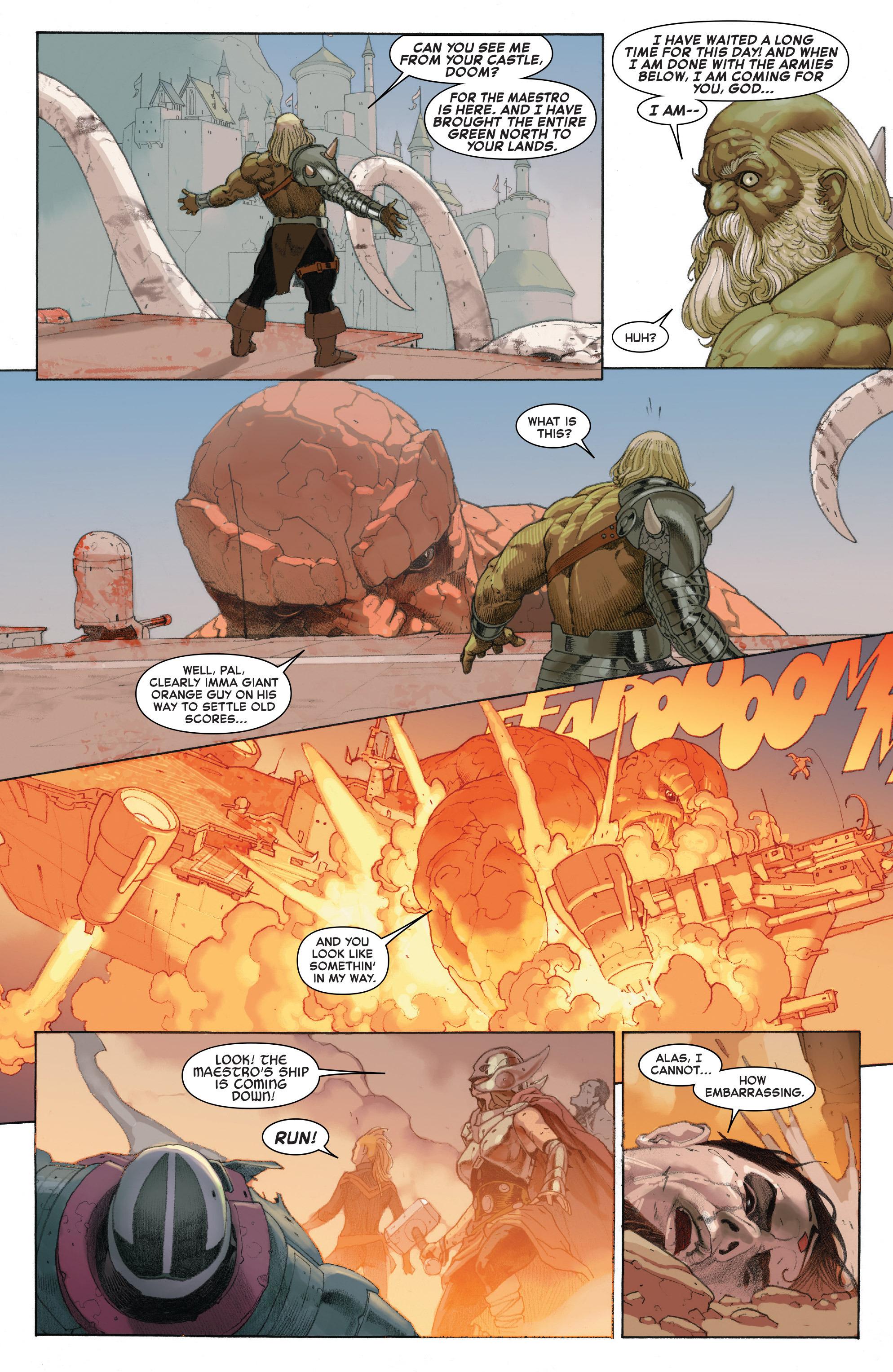 Read online Secret Wars comic -  Issue #8 - 6