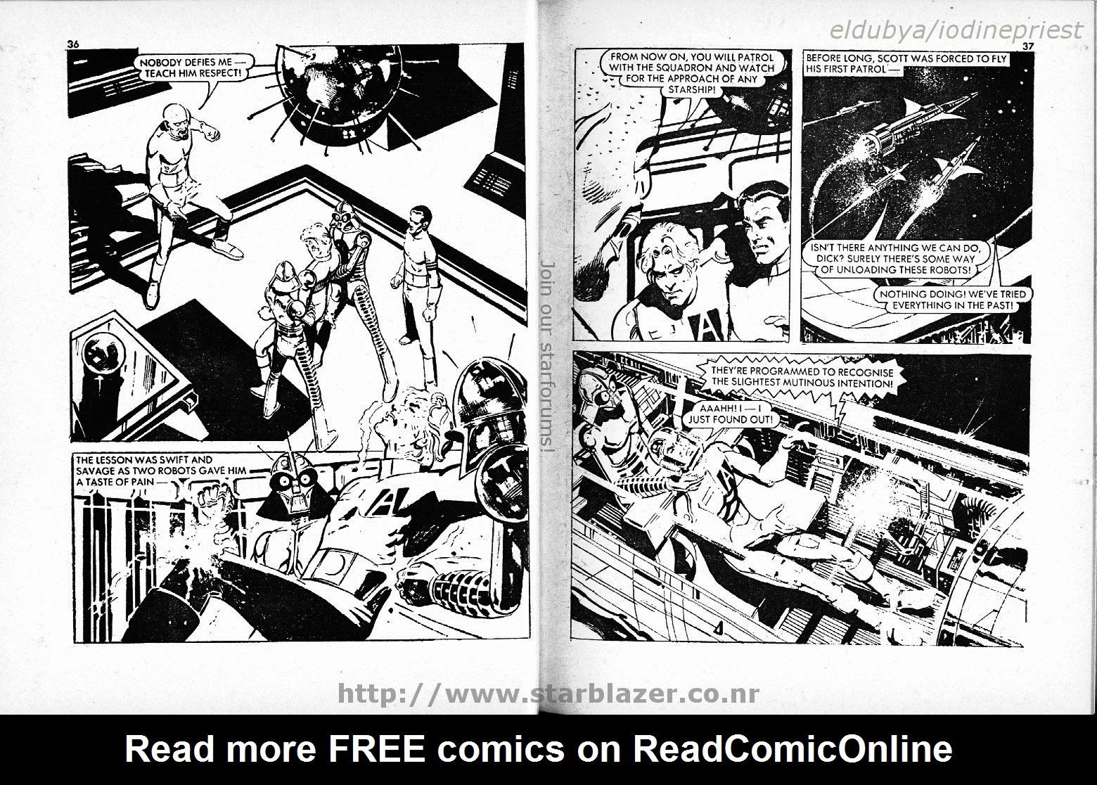 Starblazer issue 135 - Page 20