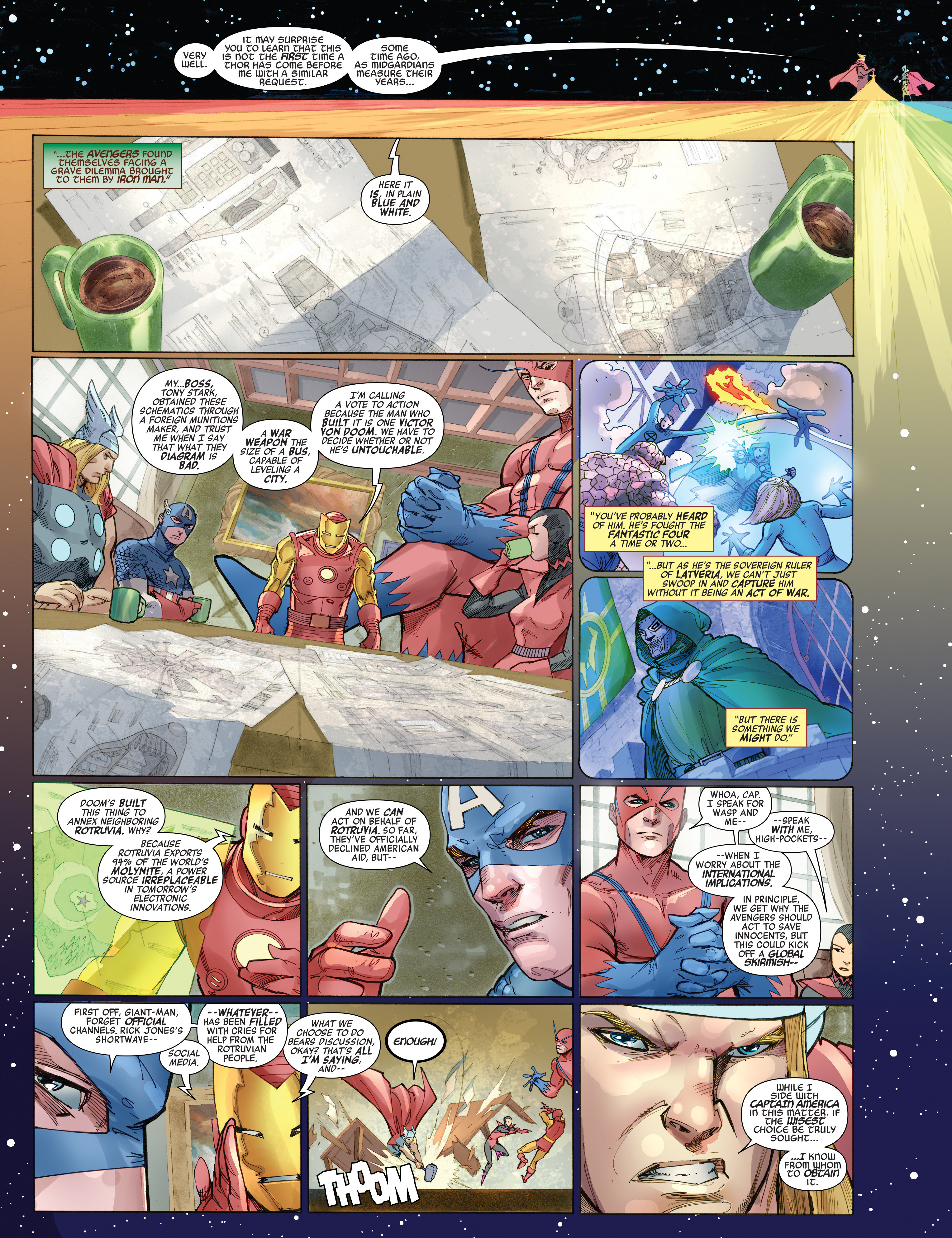 Read online All-New, All-Different Avengers comic -  Issue #15 - 5