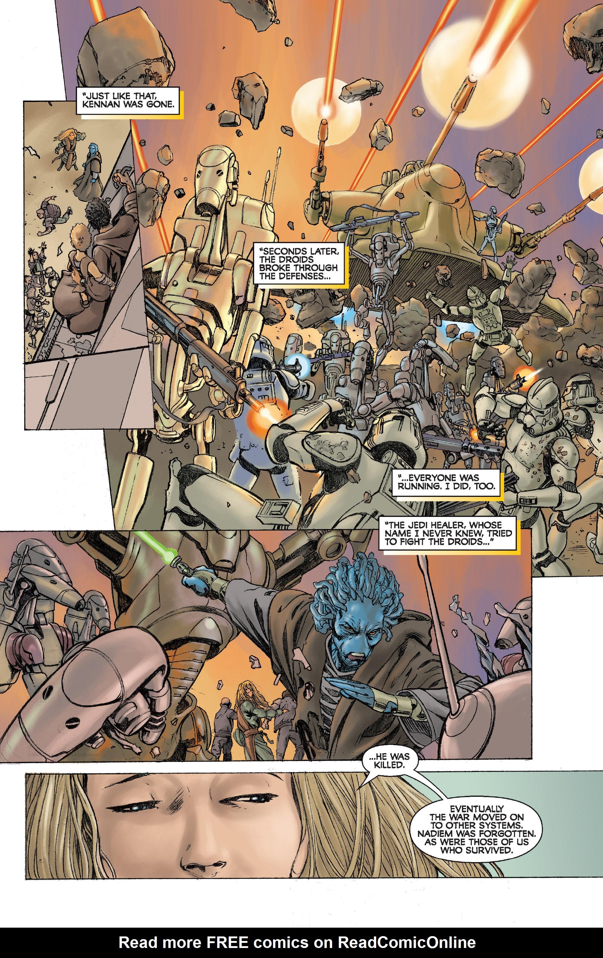 Read online Star Wars Omnibus comic -  Issue # Vol. 31 - 201