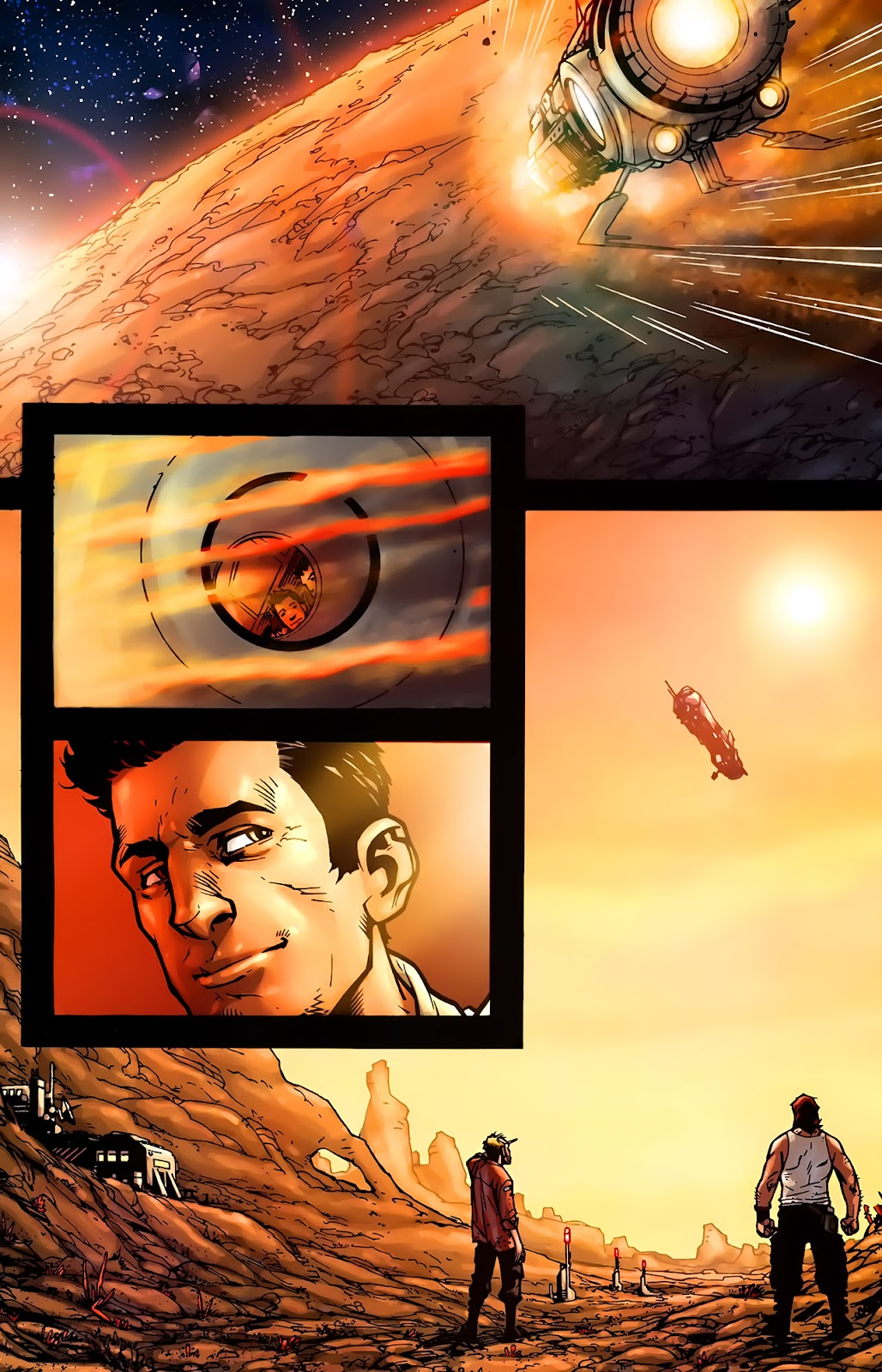 Read online Aliens (2009) comic -  Issue #1 - 15