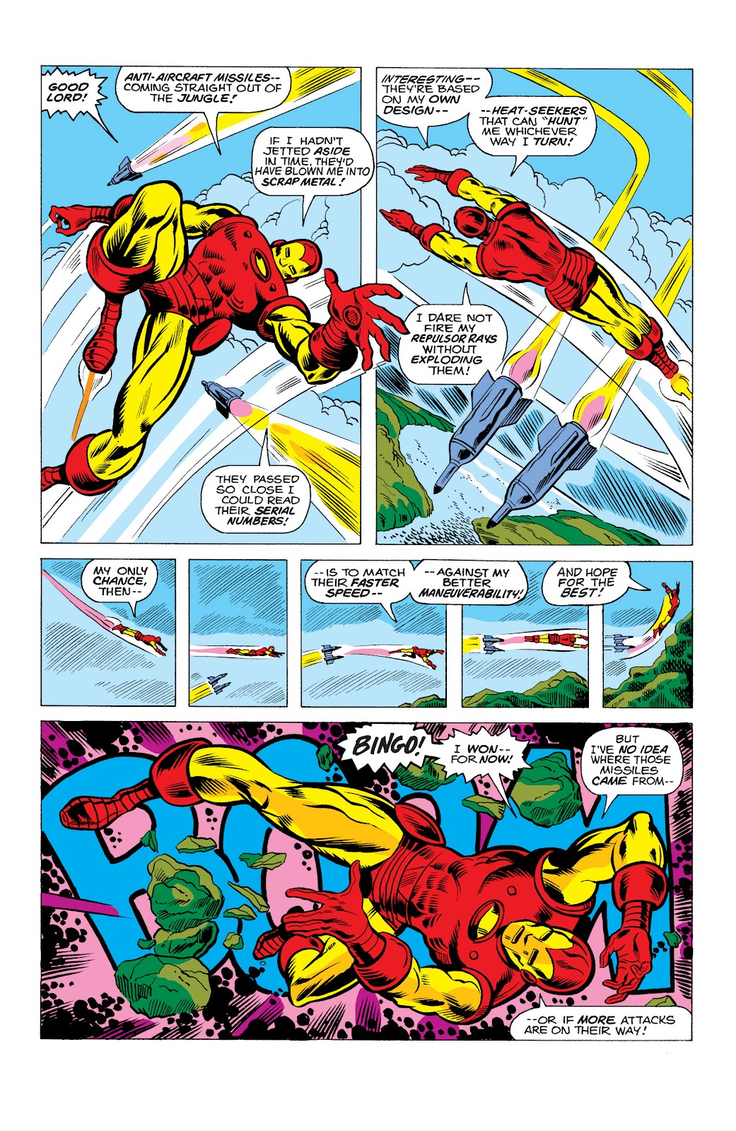 Read online Marvel Masterworks: The Invincible Iron Man comic -  Issue # TPB 10 (Part 2) - 8