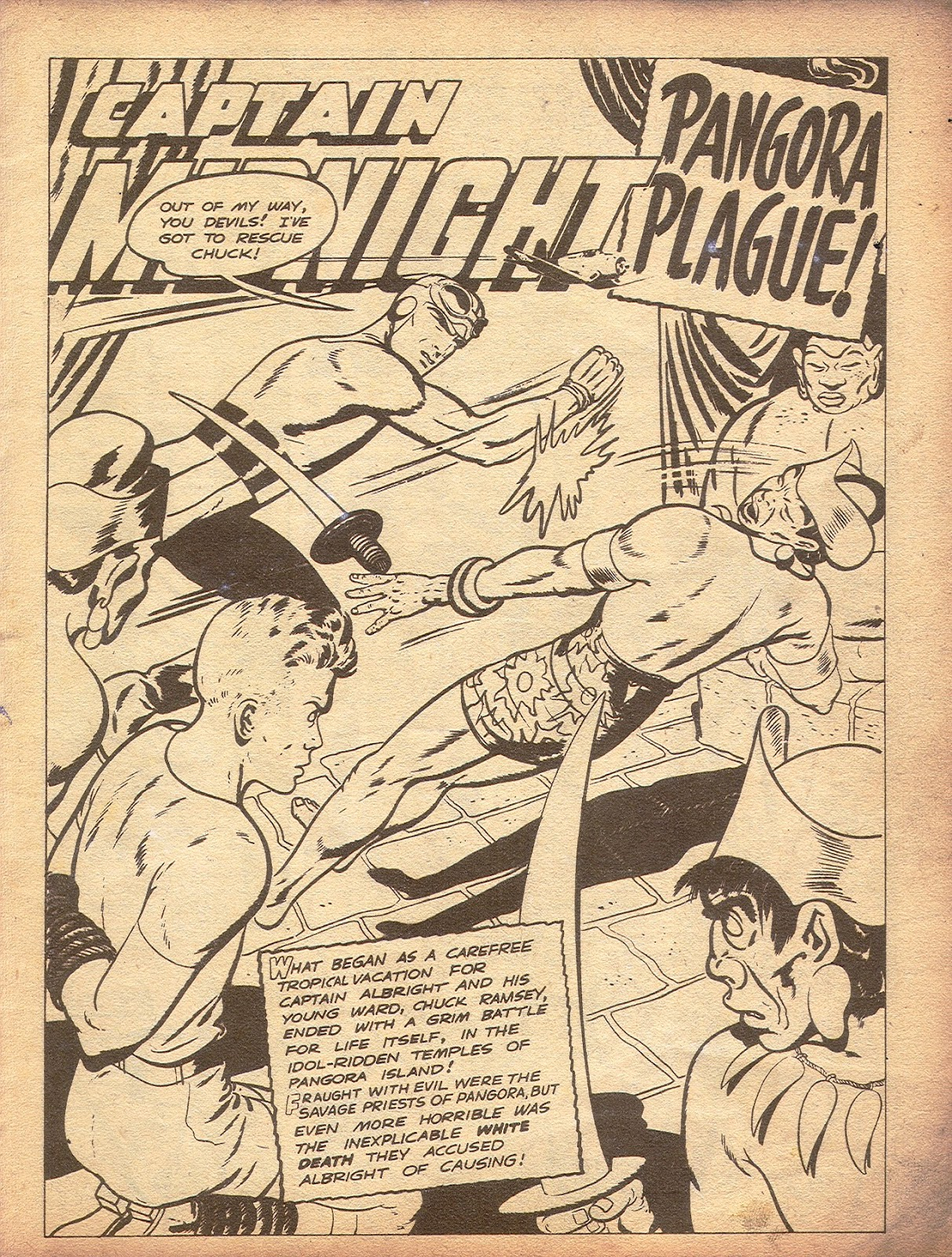 Captain Midnight (1942) issue 53 - Page 4