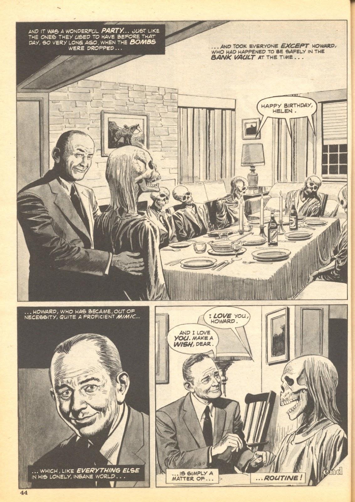 Creepy (1964) Issue #122 #122 - English 42