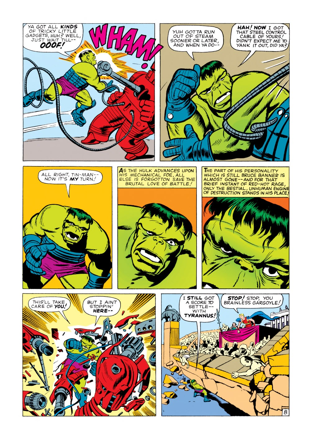 Read online Marvel Masterworks: The Incredible Hulk comic -  Issue # TPB 1 (Part 2) - 12
