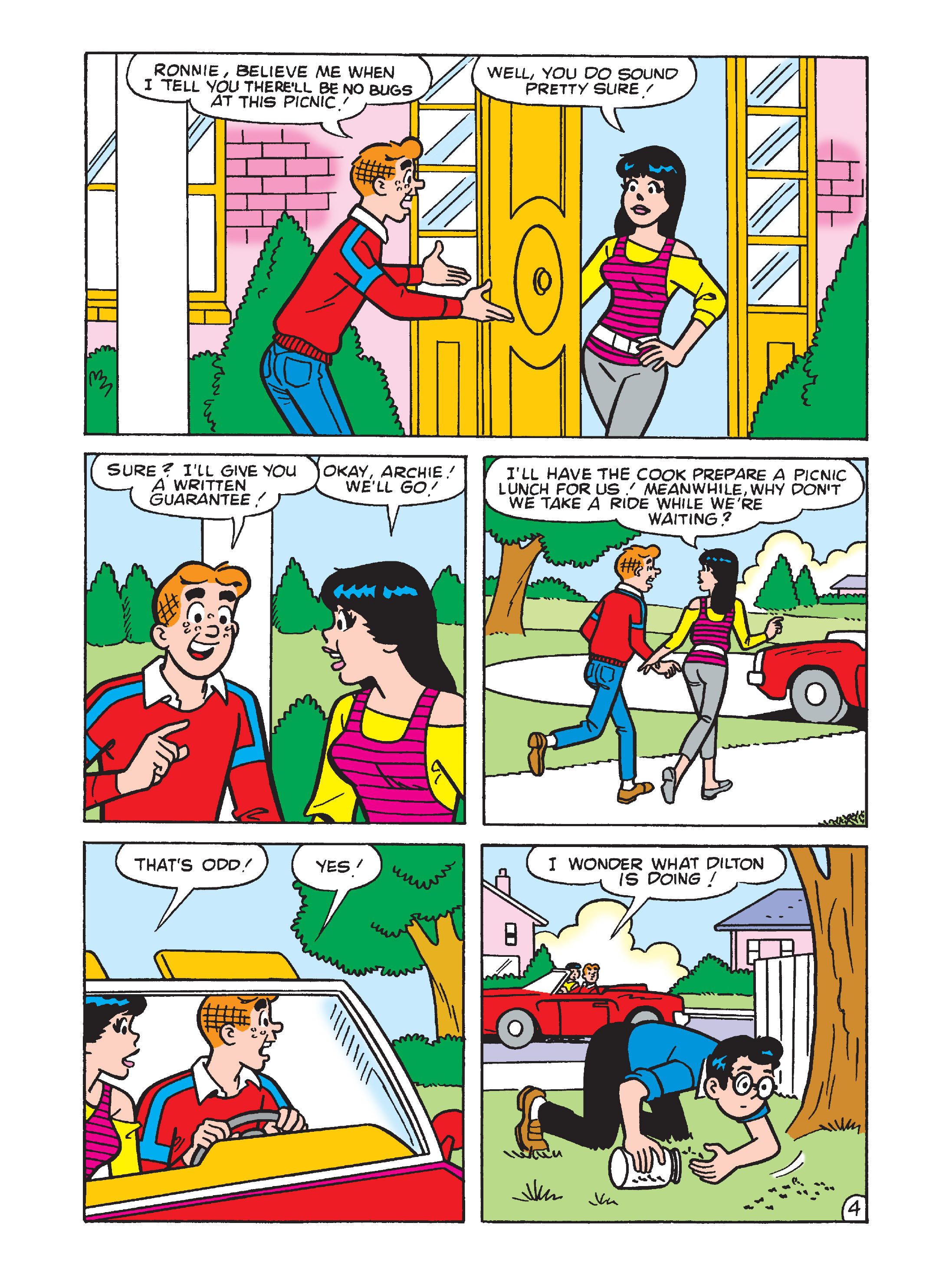 Read online Archie 1000 Page Comics Bonanza comic -  Issue #2 (Part 2) - 6